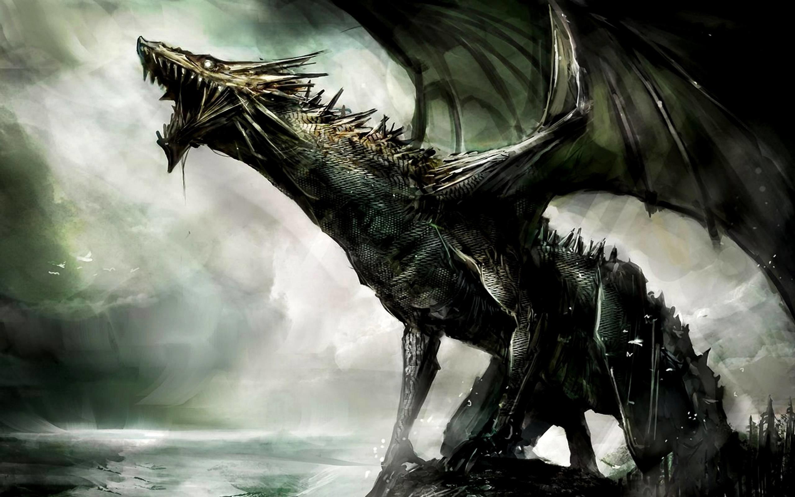 Fantasy Dragon Wallpaper (72+ images)