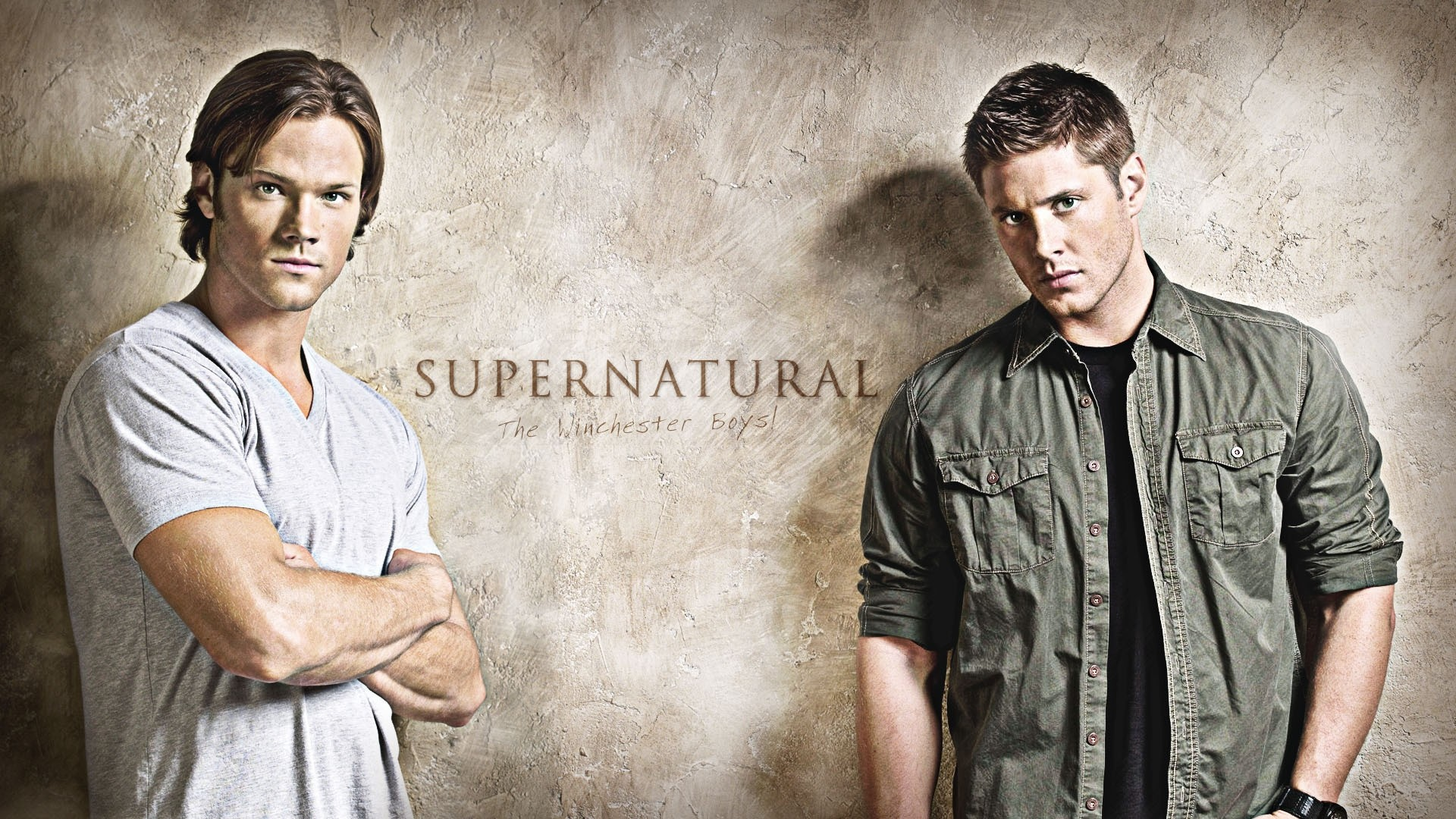 1920x1080 Wallpaper Supernatural, Actors, Jared padalecki, Jensen ackles, Sam  winchester, Dean winchester