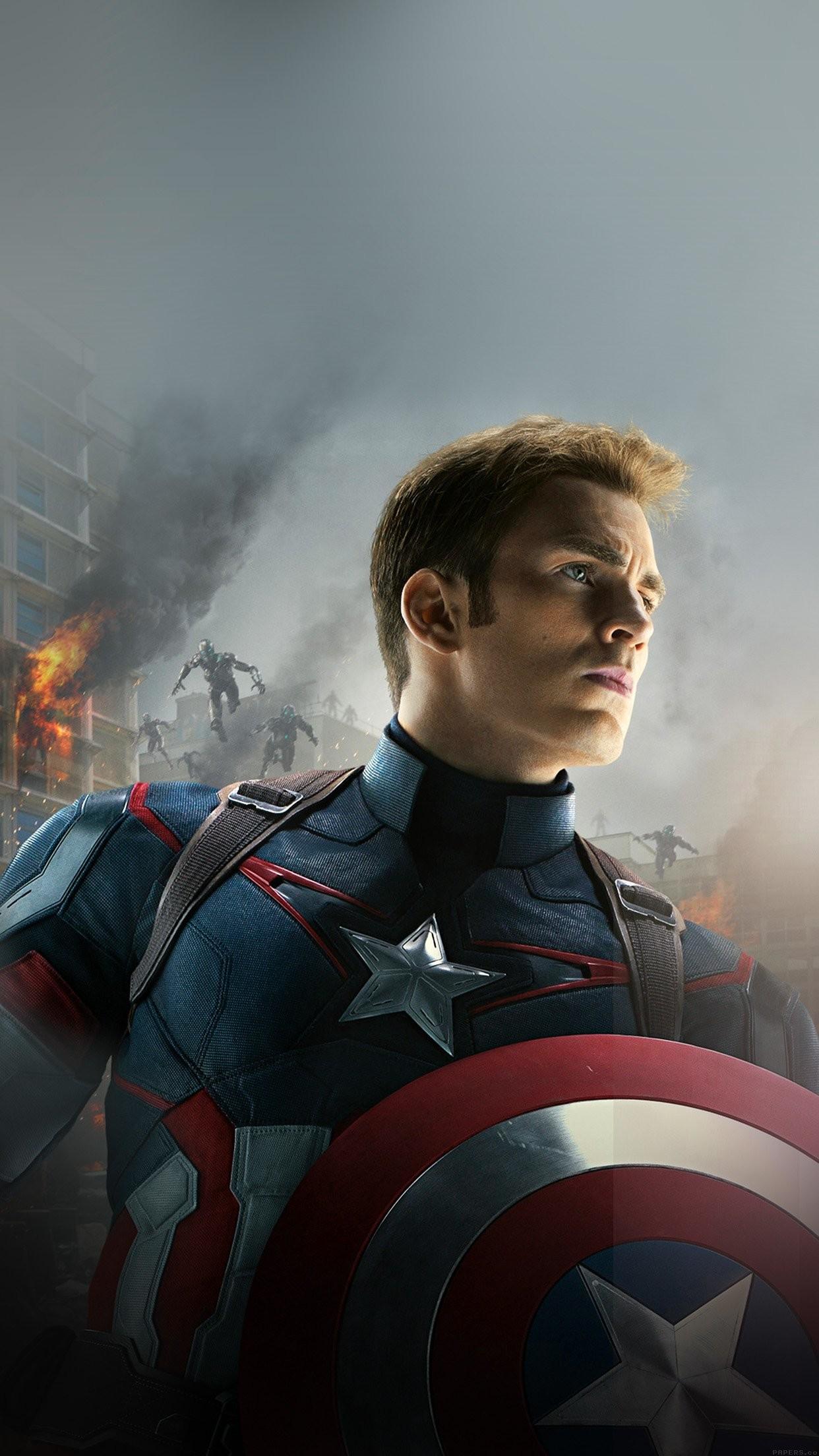 Captain America Iphone 6 Wallpaper 85 Images