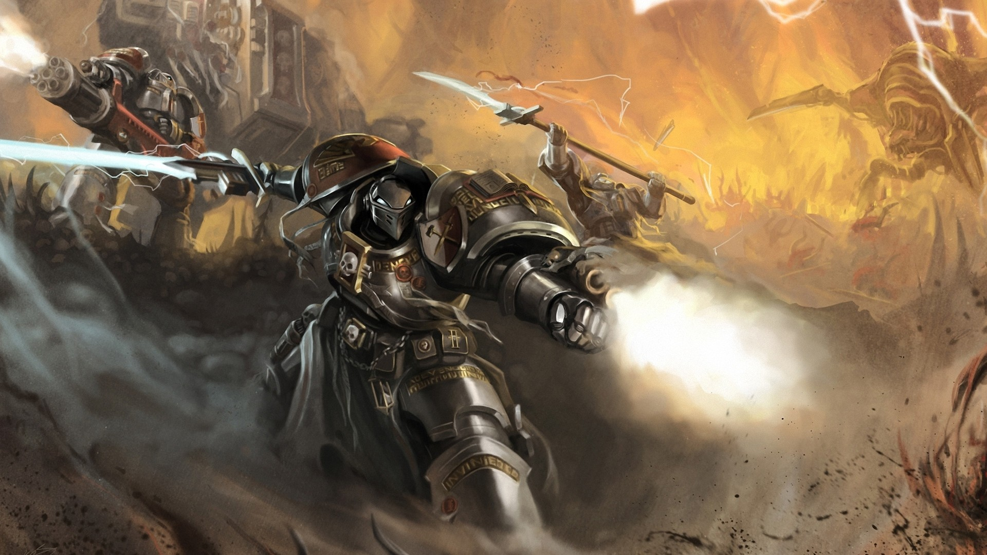 1920x1080 Warhammer k Wallpapers Wallpaper 1920×1080