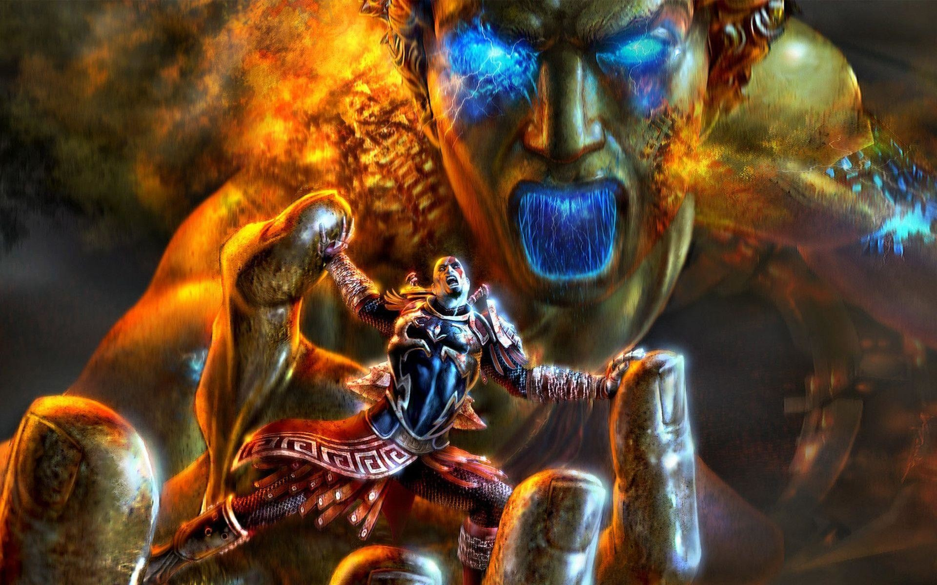 1920x1200 God Of War 2 HD Wallpapers - HD Wallpapers Inn