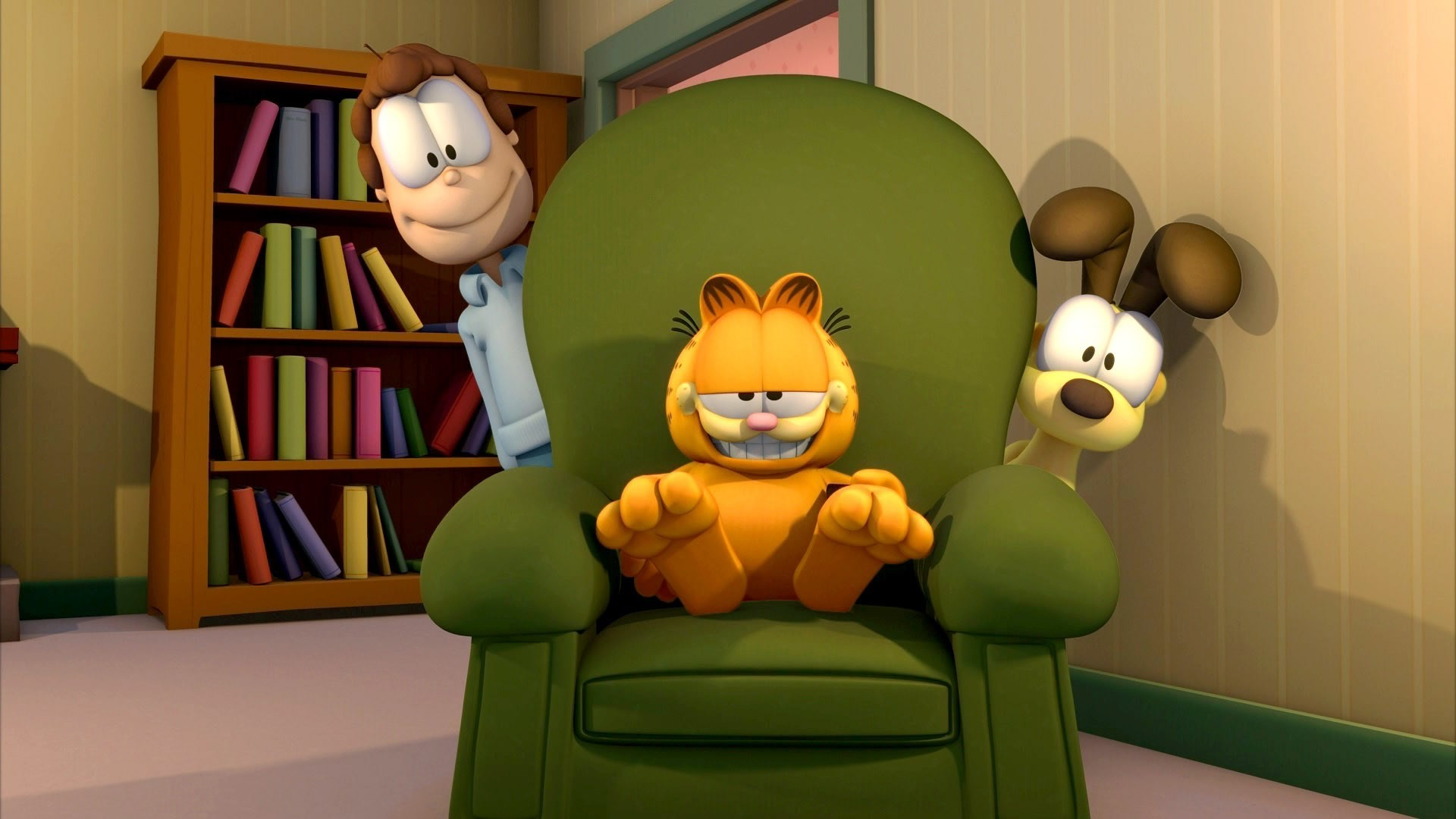 1920x1080 high resolution wallpapers widescreen garfield (Arden Fletcher )