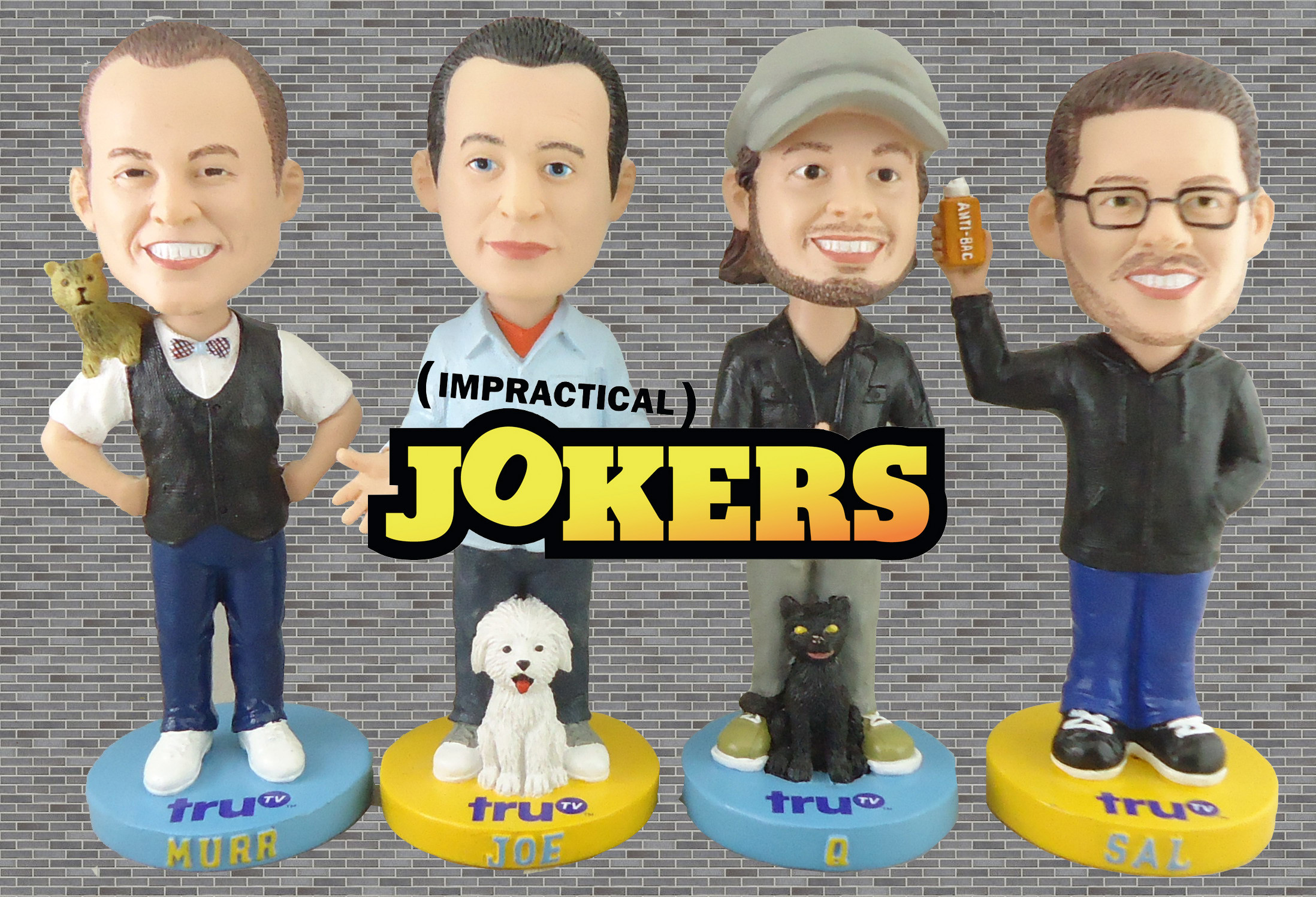 2196x1496 impractical jokers bobbleheads Рbrooklyn cyclones Рnew york mets. Th̬se  are th̩ things that