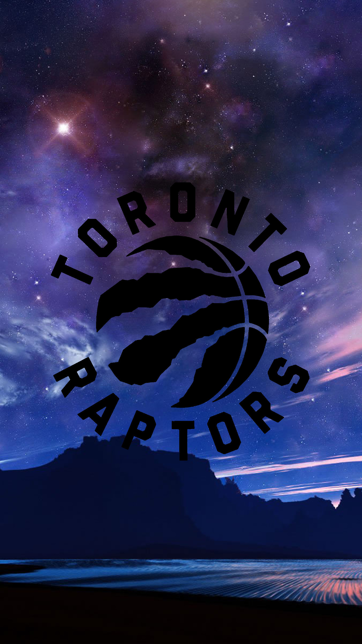 1440x2560 Created Some Toronto Raptors Phone Wallpapers (Added iPhone and Desktop)