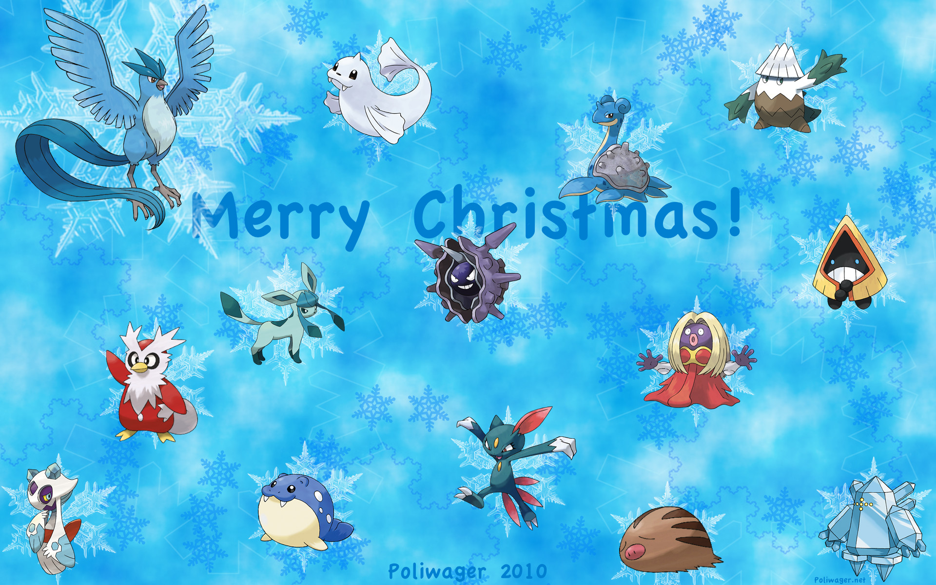 1920x1200 Pokemon Christmas 232666 ...