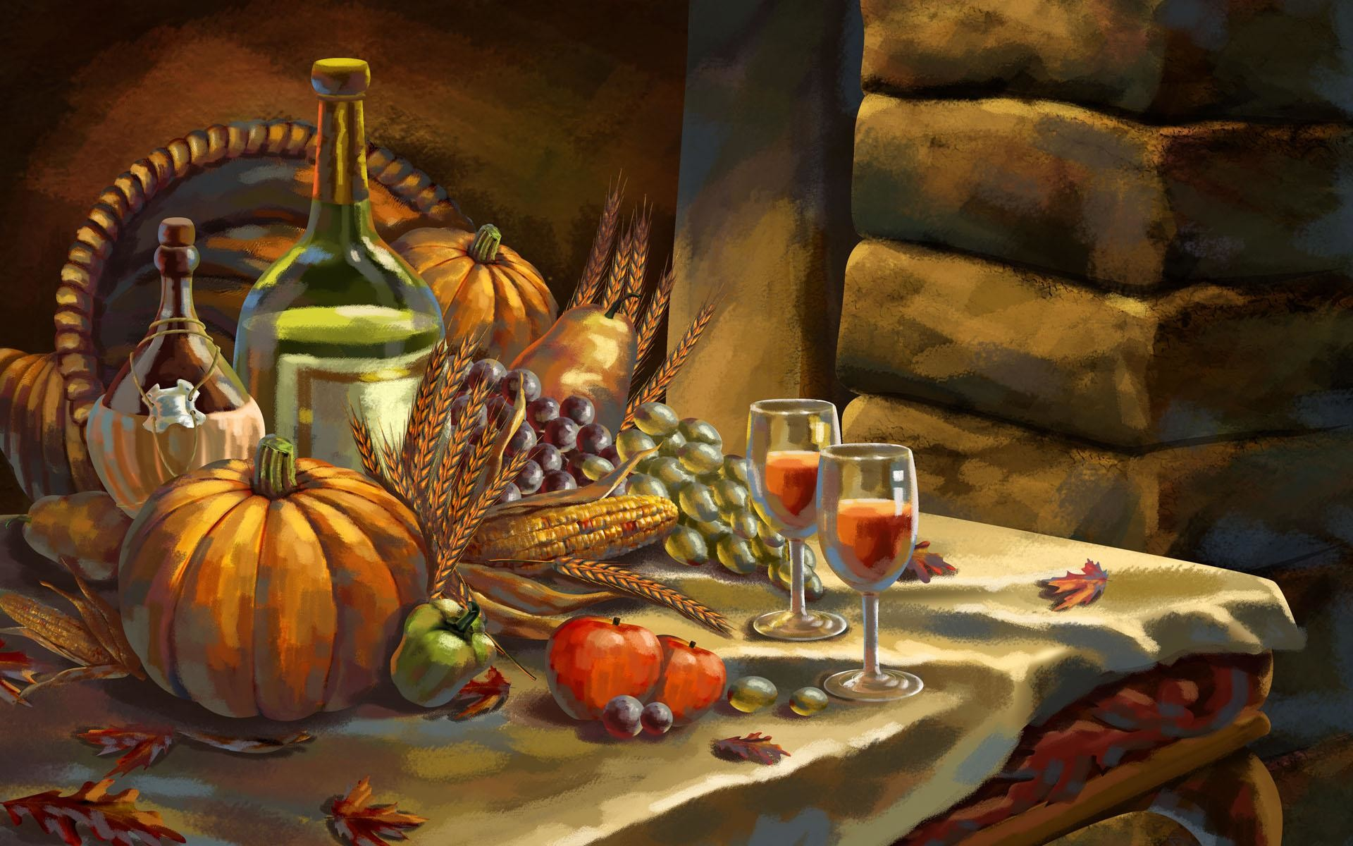 1920x1200 thanksgiving wallpapers pink. Â«Â«