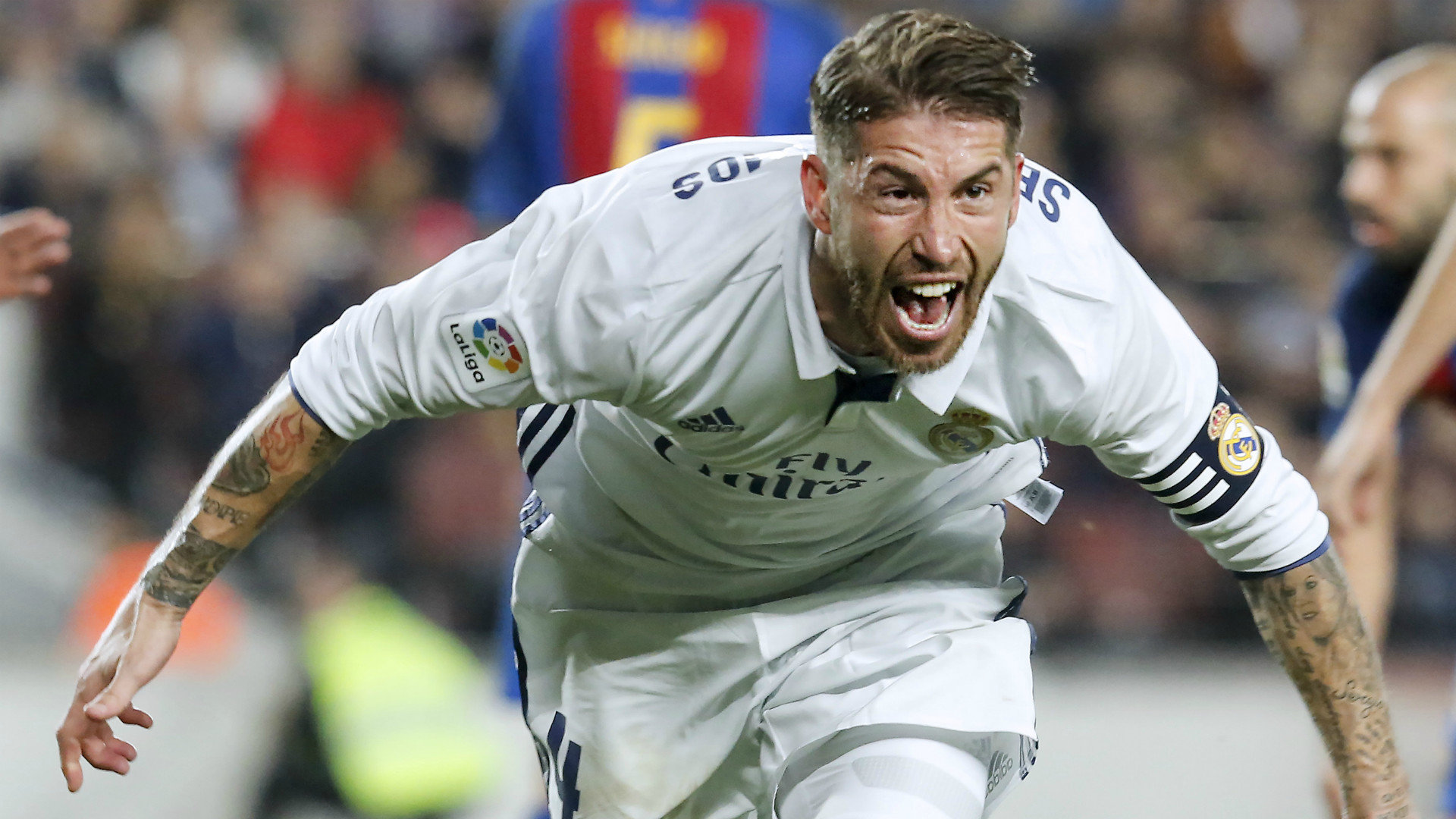 1920x1080 'Ramos is the best player in the world' - Rami