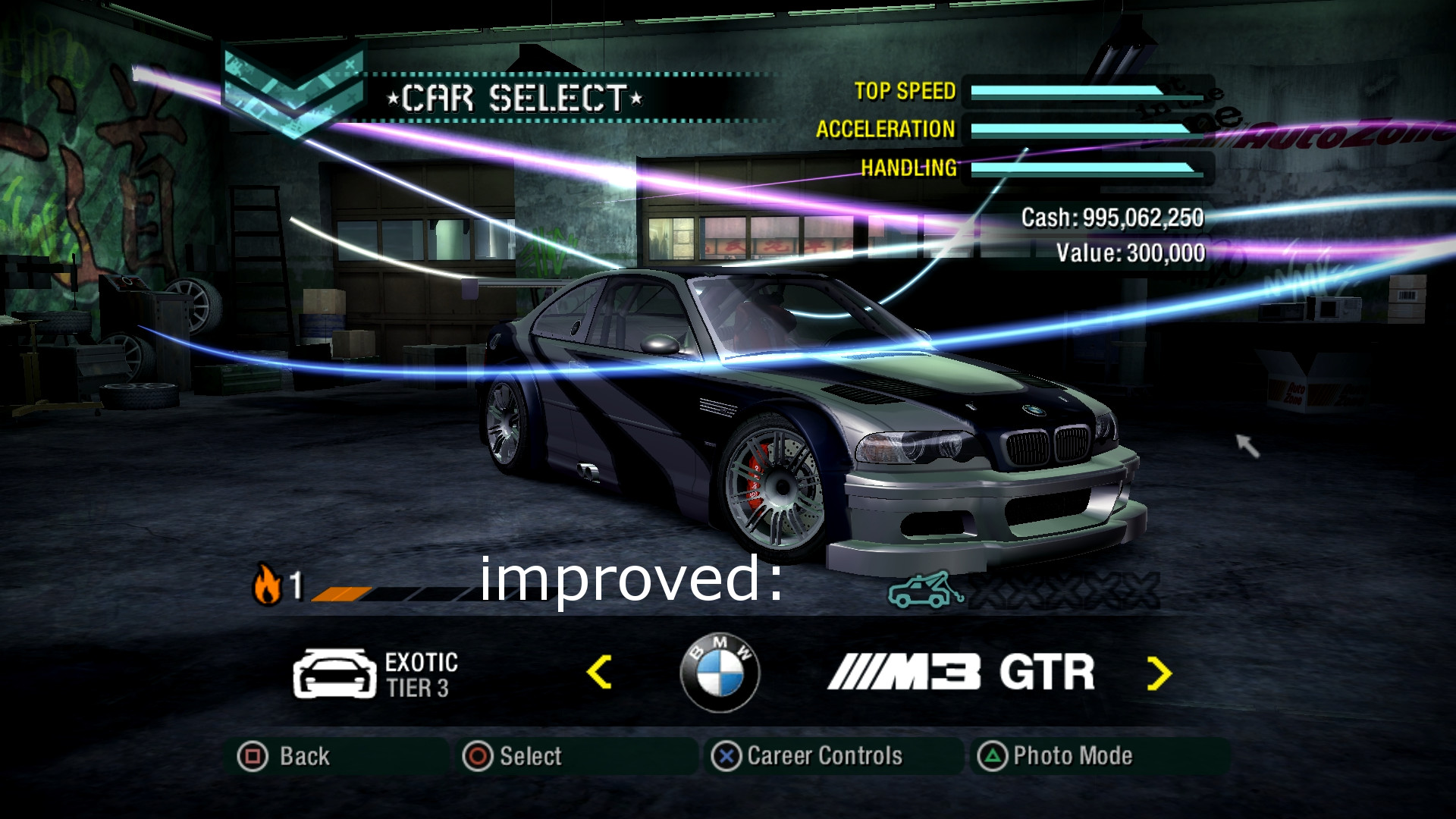 how to get the ae86 in need for speed carbon
