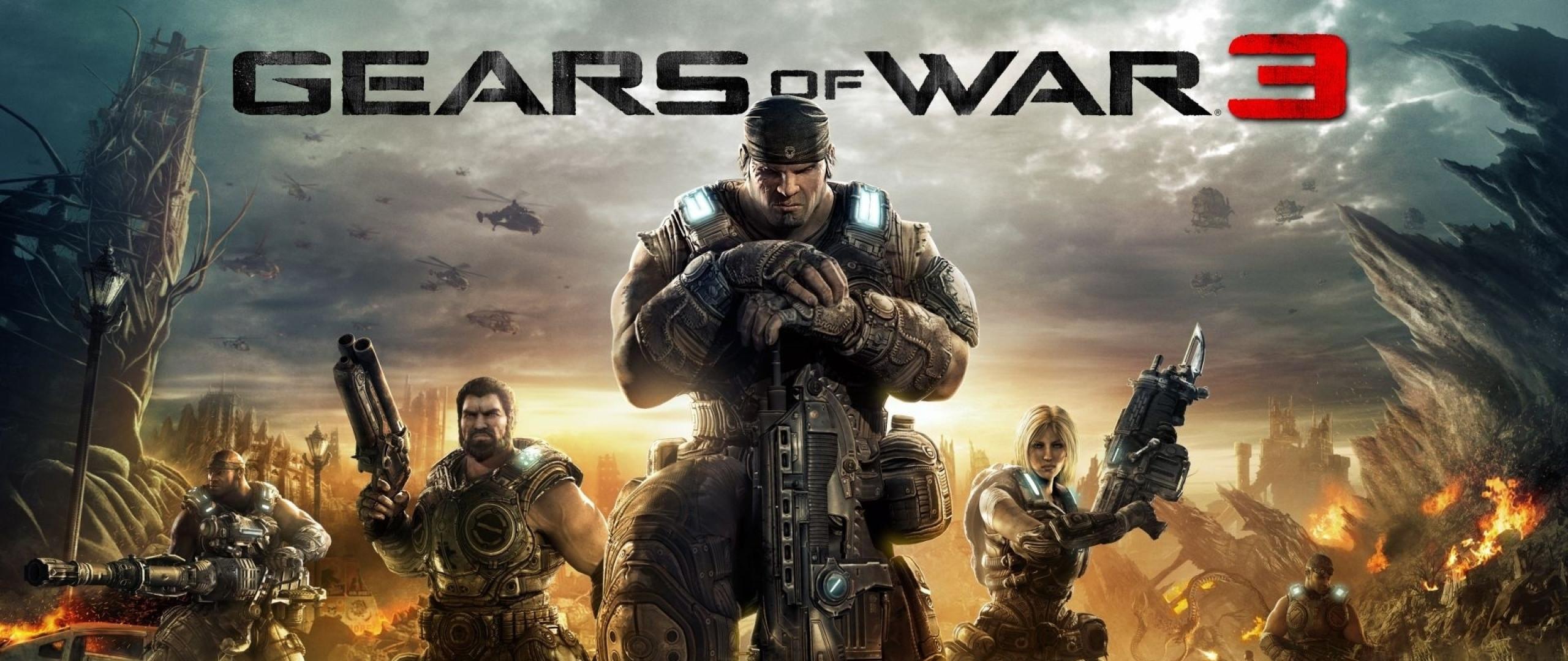 gears of war 3 wallpaper hd (84+ images)