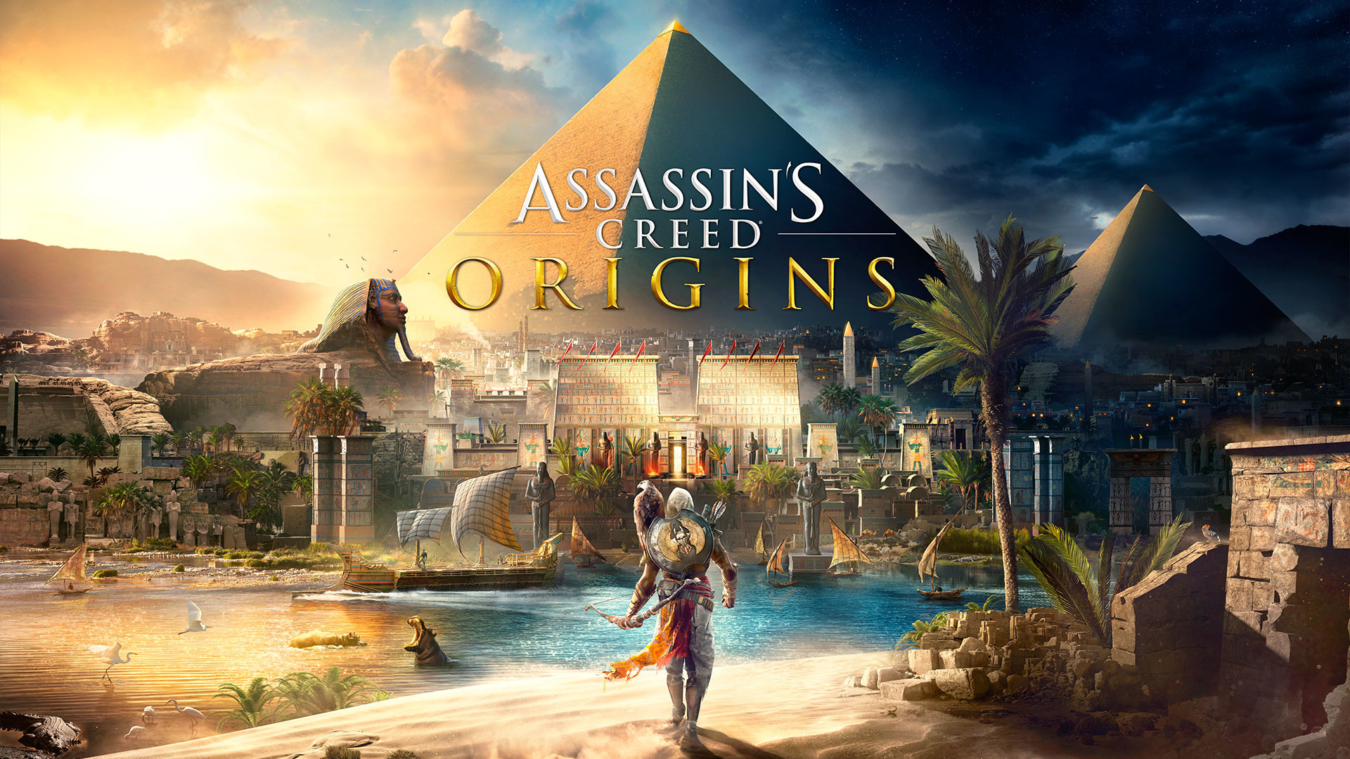 1920x1080 Assassin's Creed Origins Review – Welcome Back to the Animus