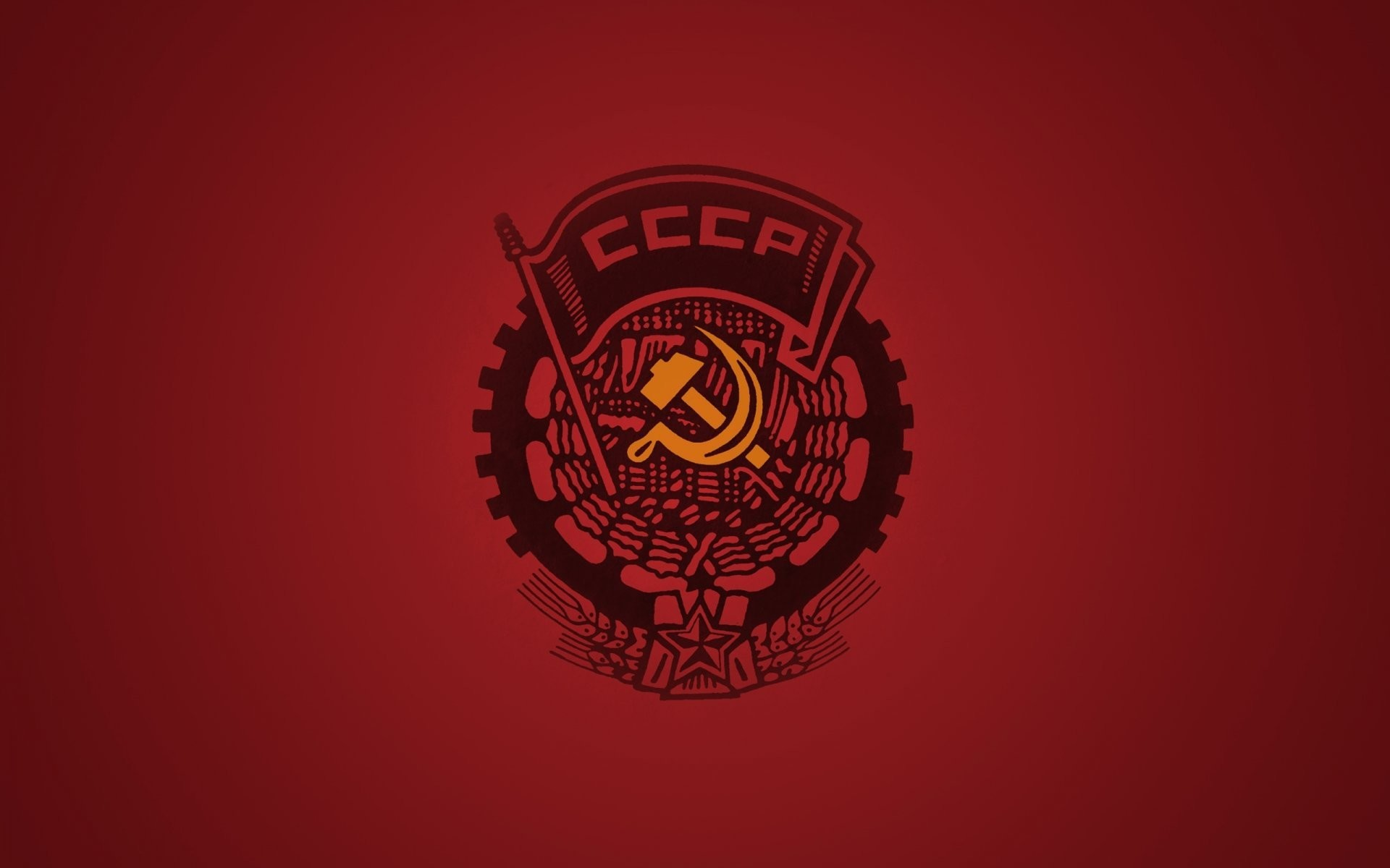 1920x1200 soviet union background red the hammer and sickle