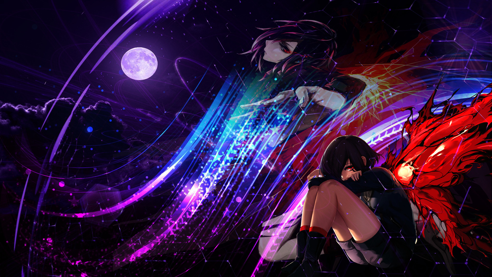 Tokyo ghoul touka wallpaper 84 images - Tokyo anime wallpaper ...