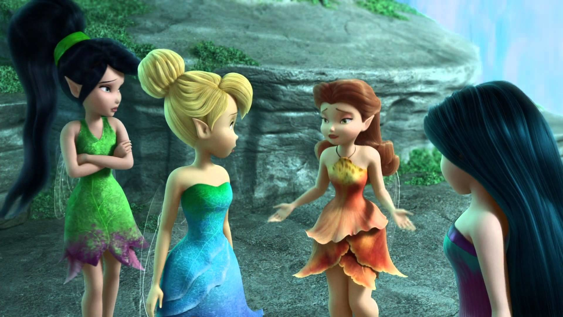 1920x1080 Tinker Bell - Tinker Bell and the Pirate Fairy Sneak Peek 1080p - YouTube