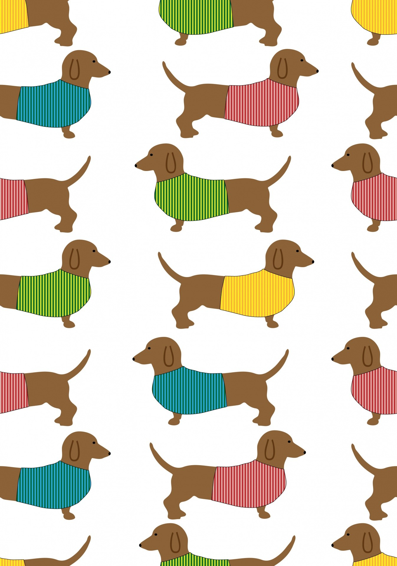 1346x1920 Dachshund Dog Cute Wallpaper