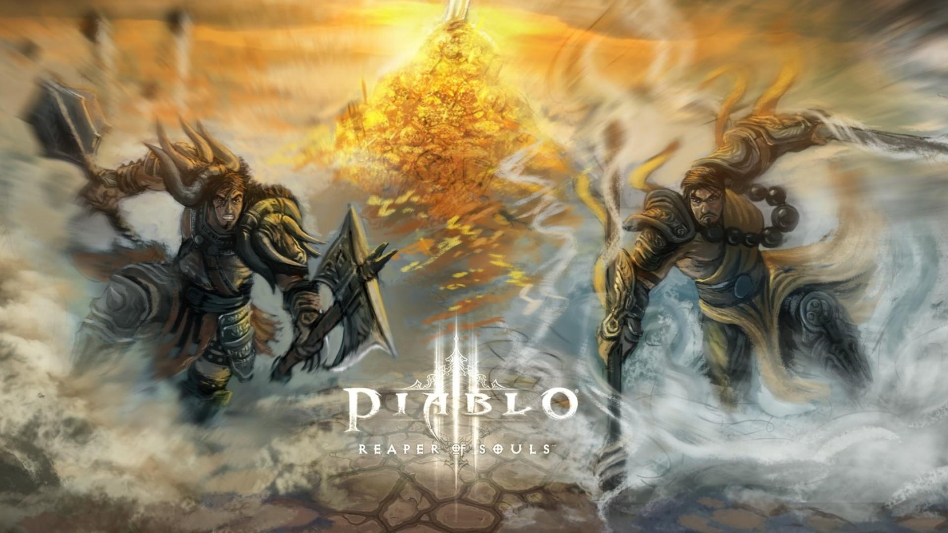 Diablo 3 Ros Wallpaper: Diablo 3 Barbarian Wallpaper (81+ Images