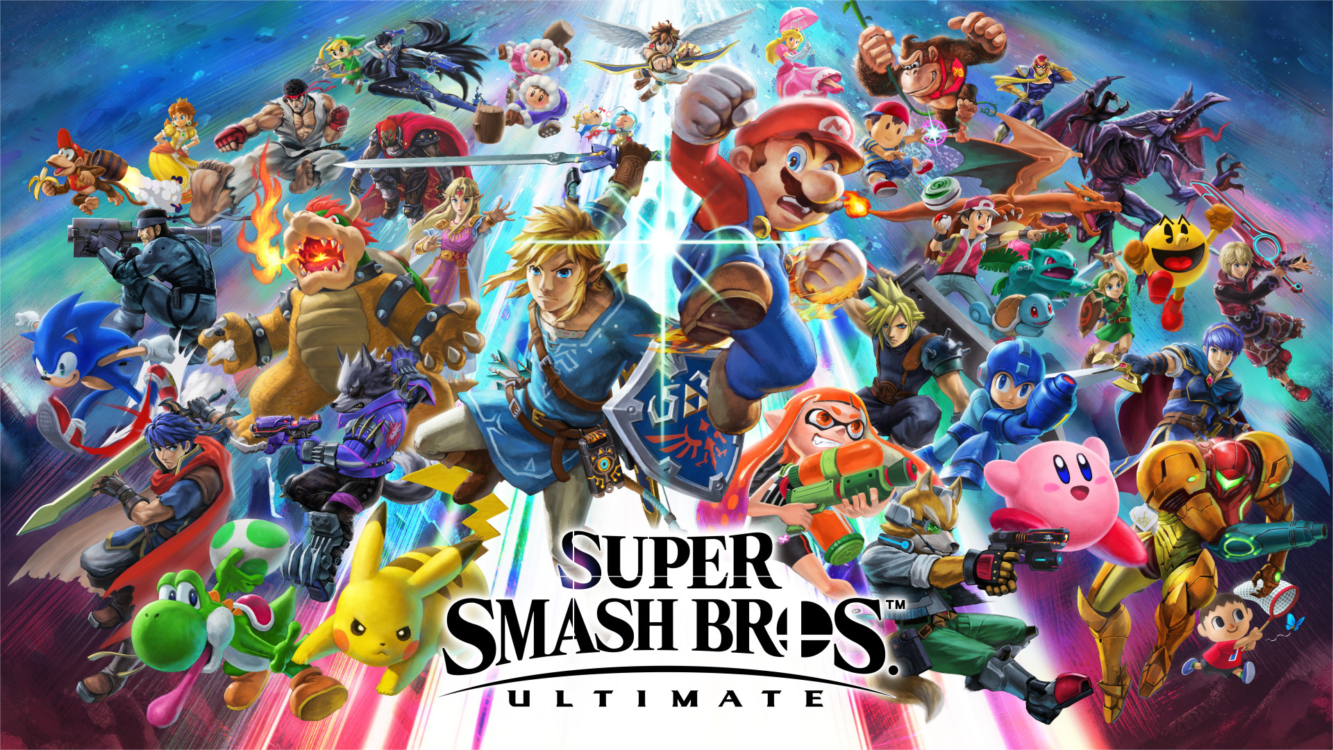 1920x1080 230 Super Smash Bros. Ultimate HD Wallpapers | Hintergründe - Wallpaper  Abyss
