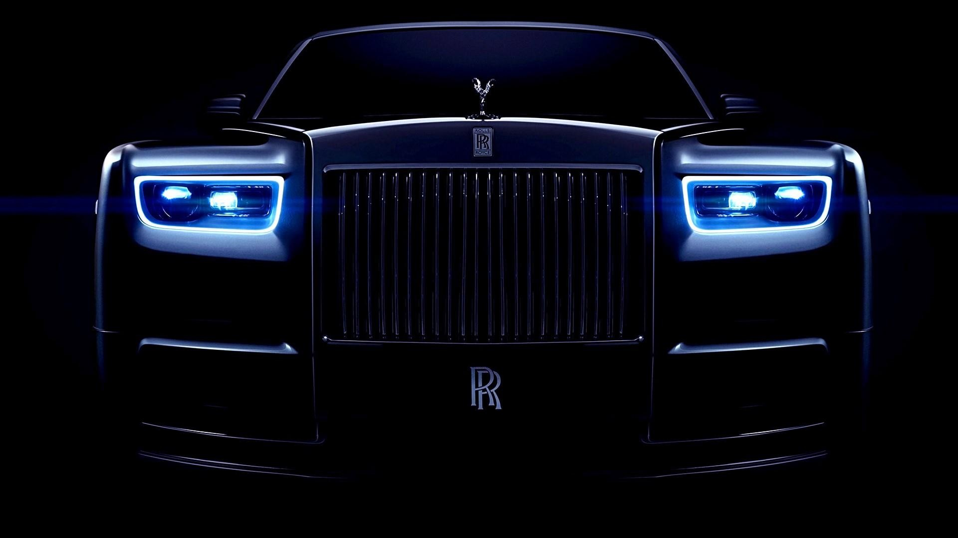 1920x1080 1024x768 2005 Rolls-Royce Phantom with Extended Wheelbase - Grille -  1024x768 .