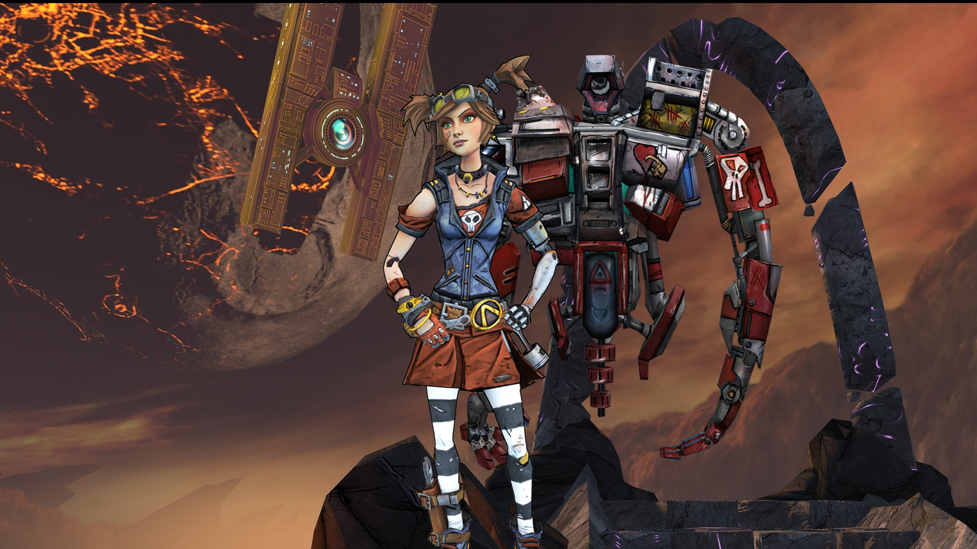 Borderlands 2 Background HD Mechromancer (80+ images)