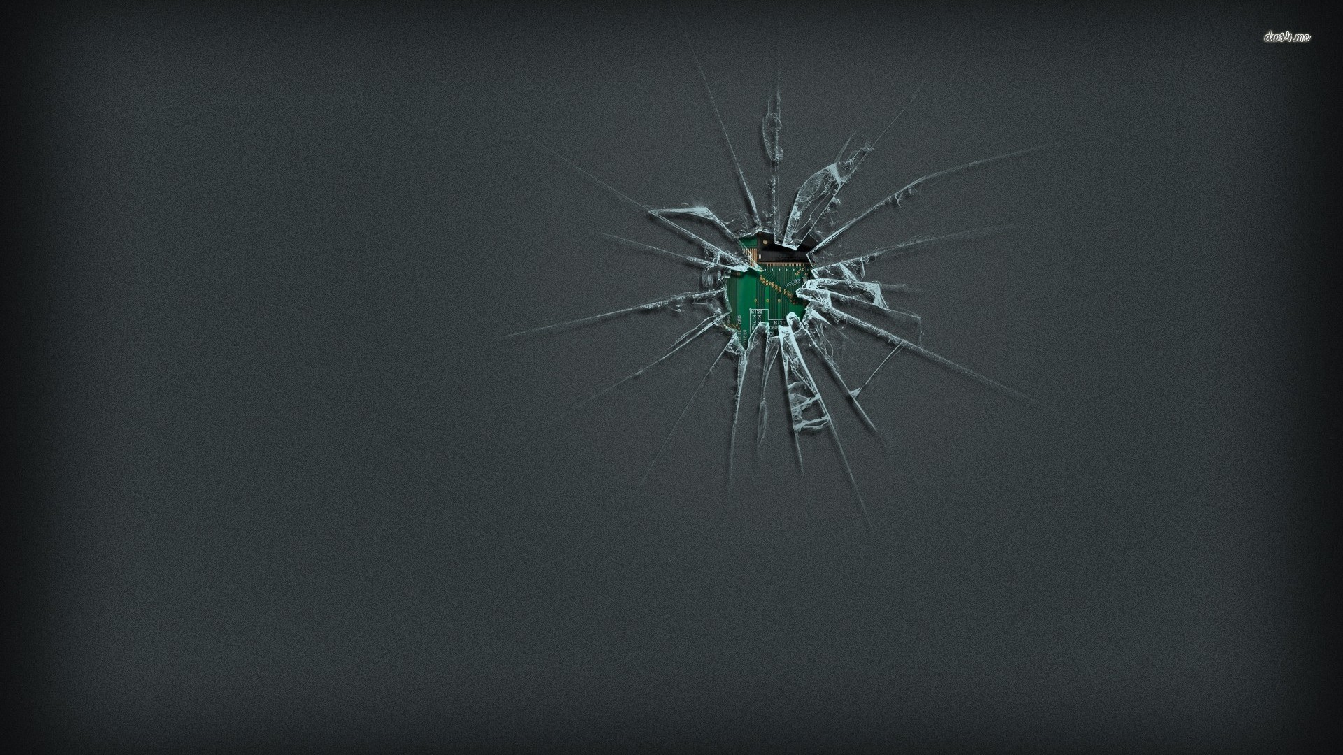 cracked screen image hd