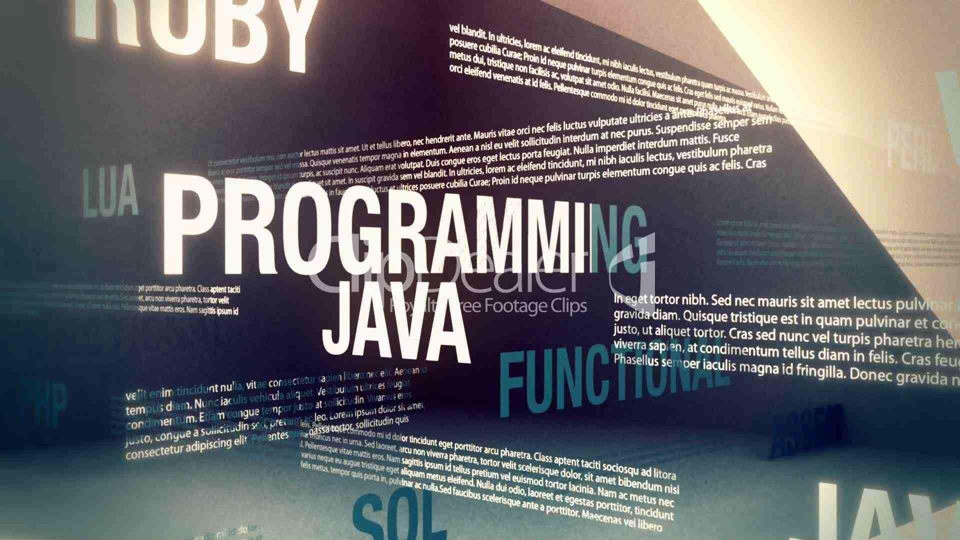 1920x1080 Programming Languages Wallpaper