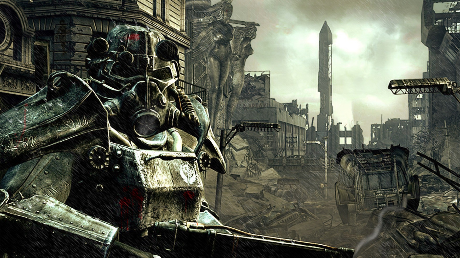 Fallout 3 wallpapers 68 images 1920x1080 computerspiele fallout 3 wallpaper voltagebd Image collections