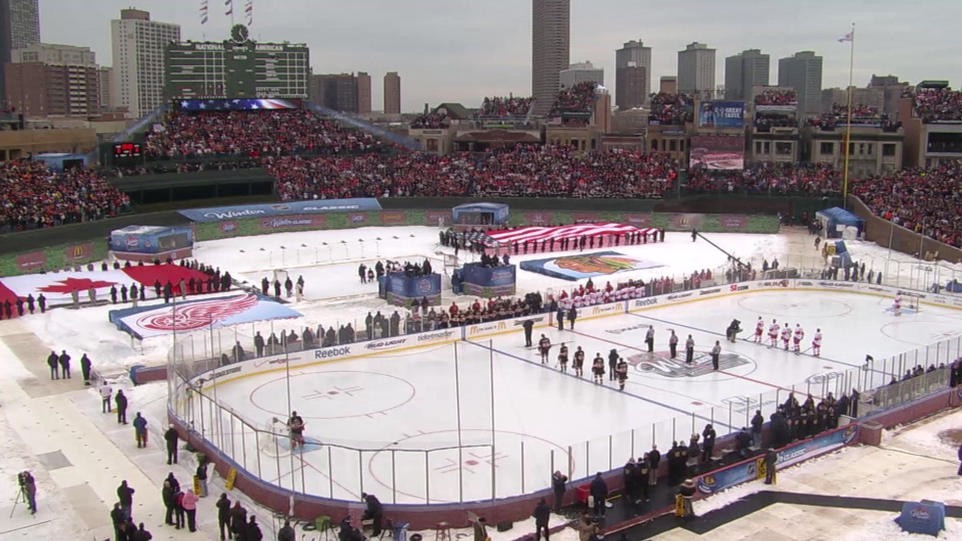 1920x1080 Jonathan Toews remembers the Winter Classic at Wrigley Field | NBC Sports  Chicago