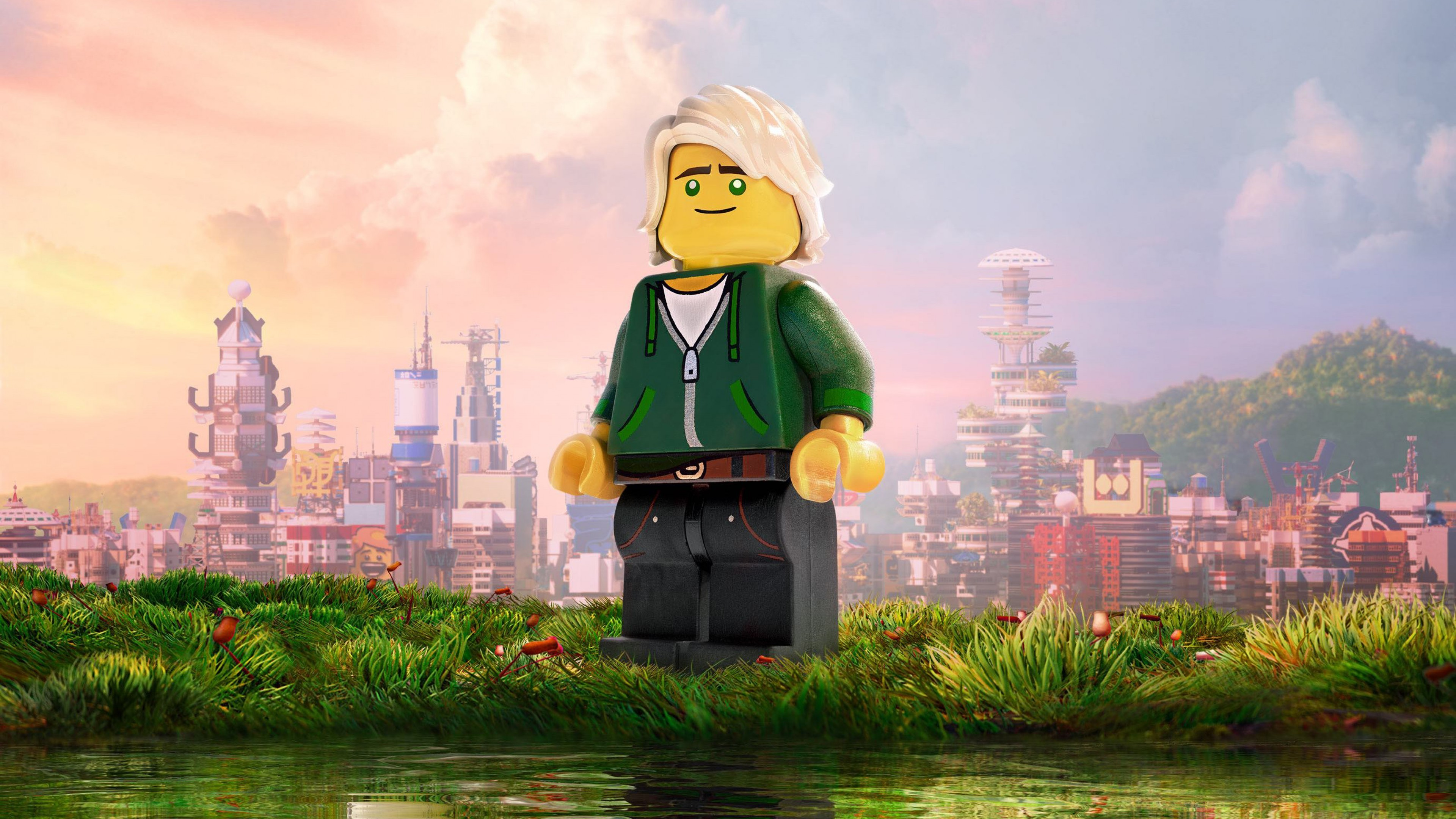 3840x2160 Tags: The LEGO Ninjago Movie, HD ...