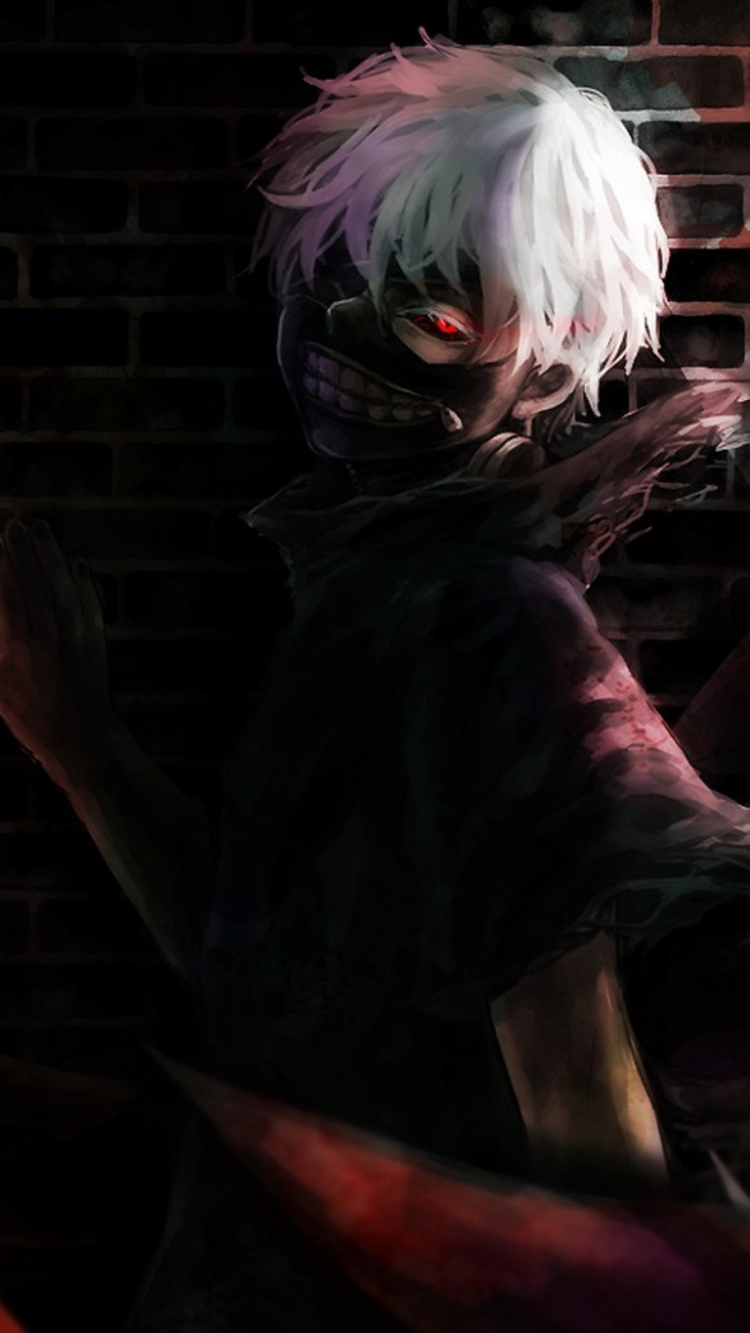 Tokyo Ghoul iPhone Wallpaper (76+ images)