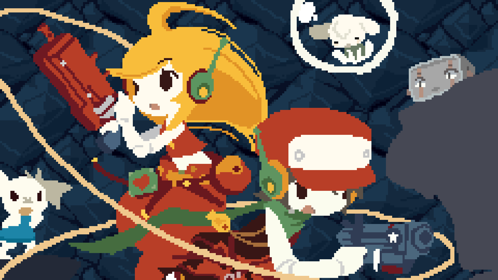 1920x1080 Cave Story Wallpapers Source · Cave Story PIXELATED by RusAndFresh on  DeviantArt