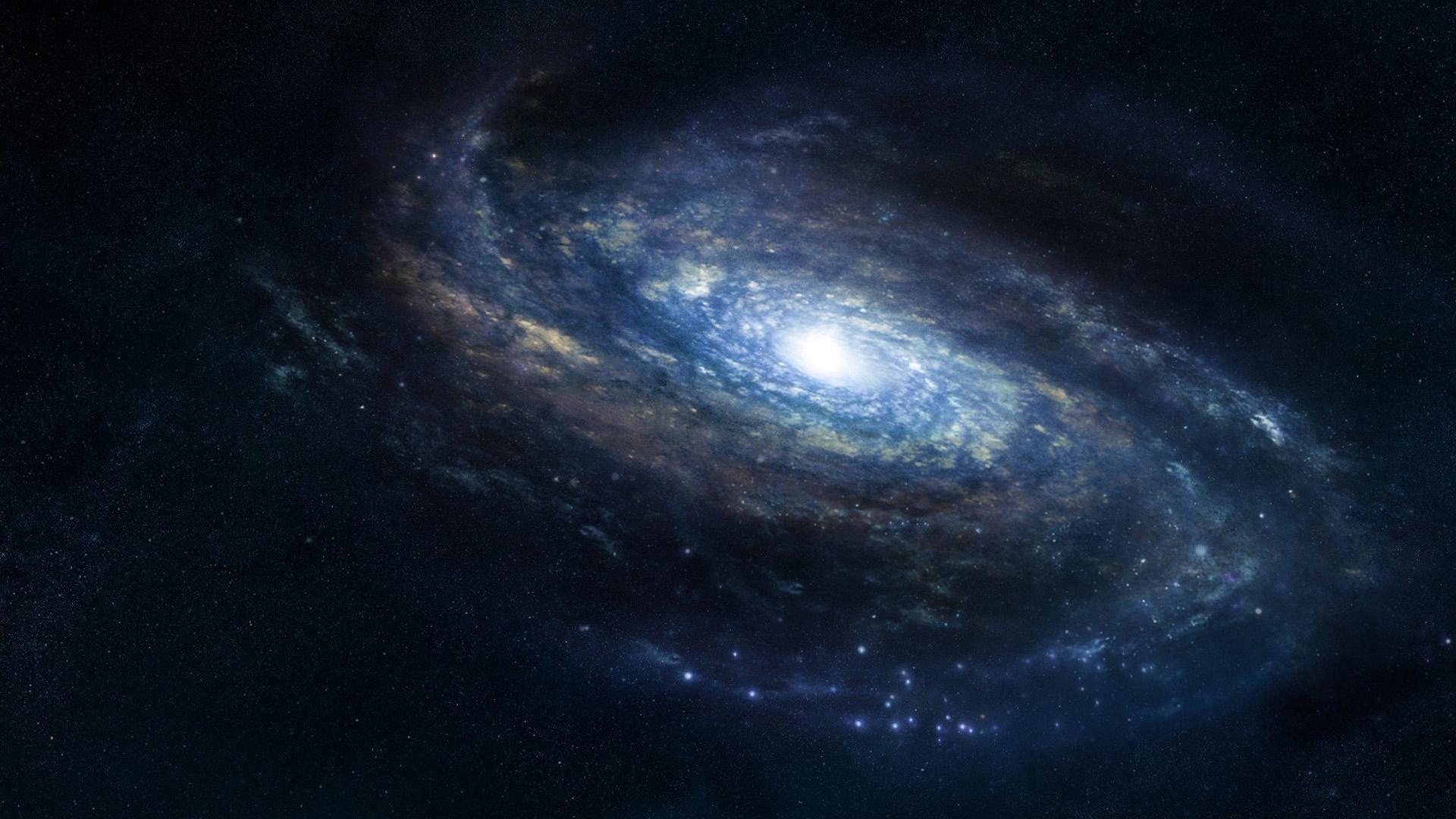 1080x1920 Space War Blue Storm Star Illust IPhone 7 Wallpaper
