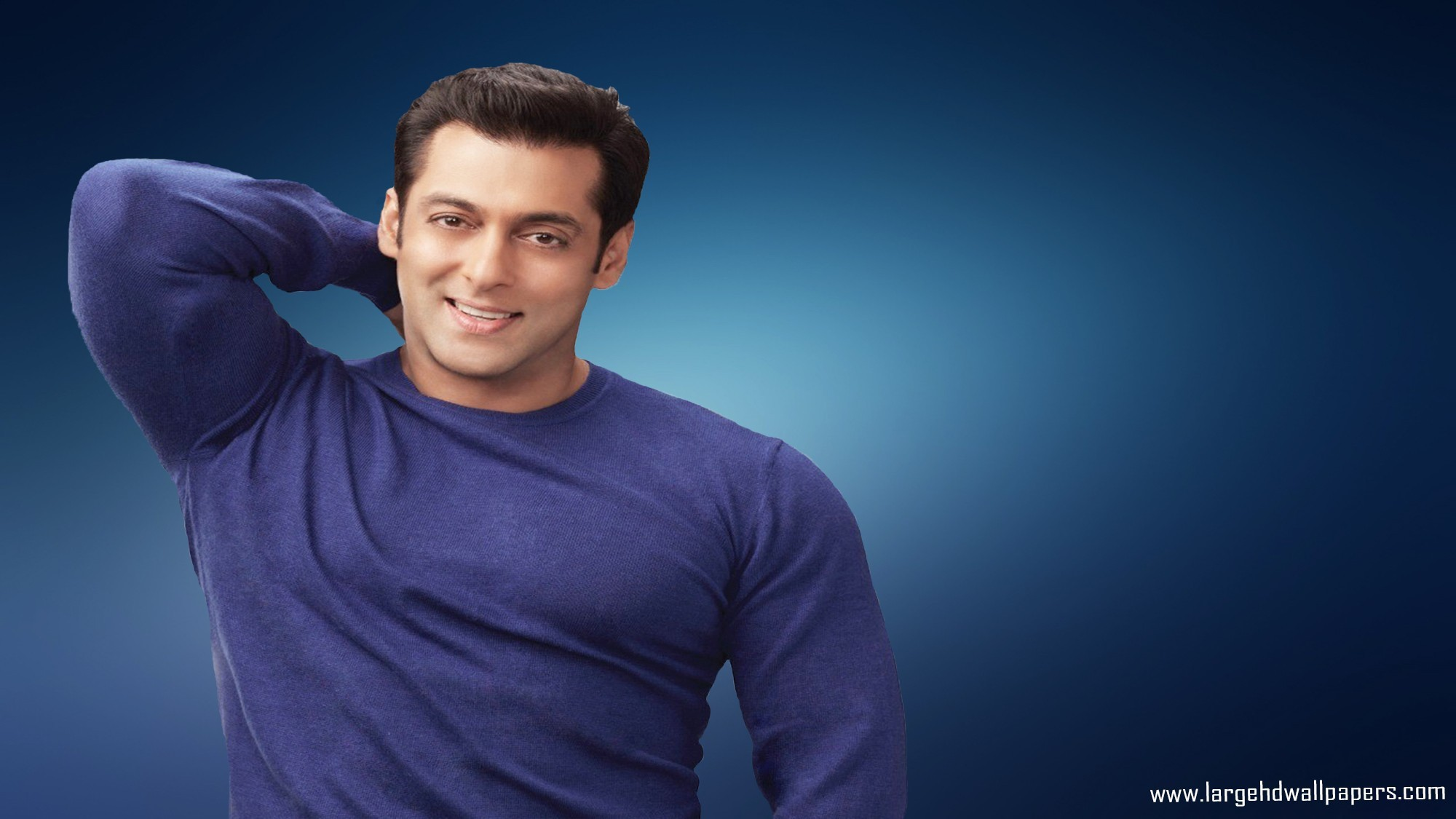 2000x1125 Salman, Khan, Smile, Face, Blue, Desktop, HD, Wallpapers, Bollywood Actor,  Indian Man, Widescreen, 2000×1125 Wallpaper HD