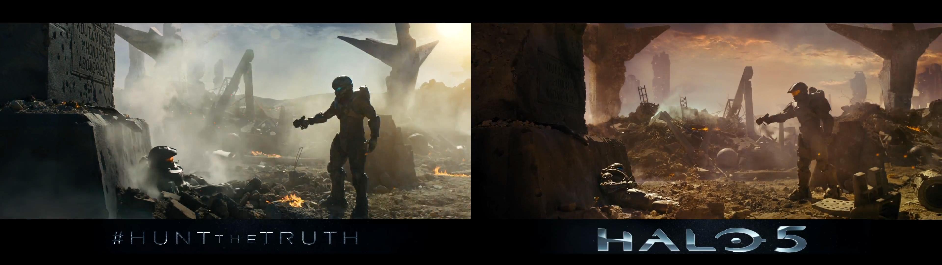 Halo 5 Dual Monitor Wallpaper (59+ images)