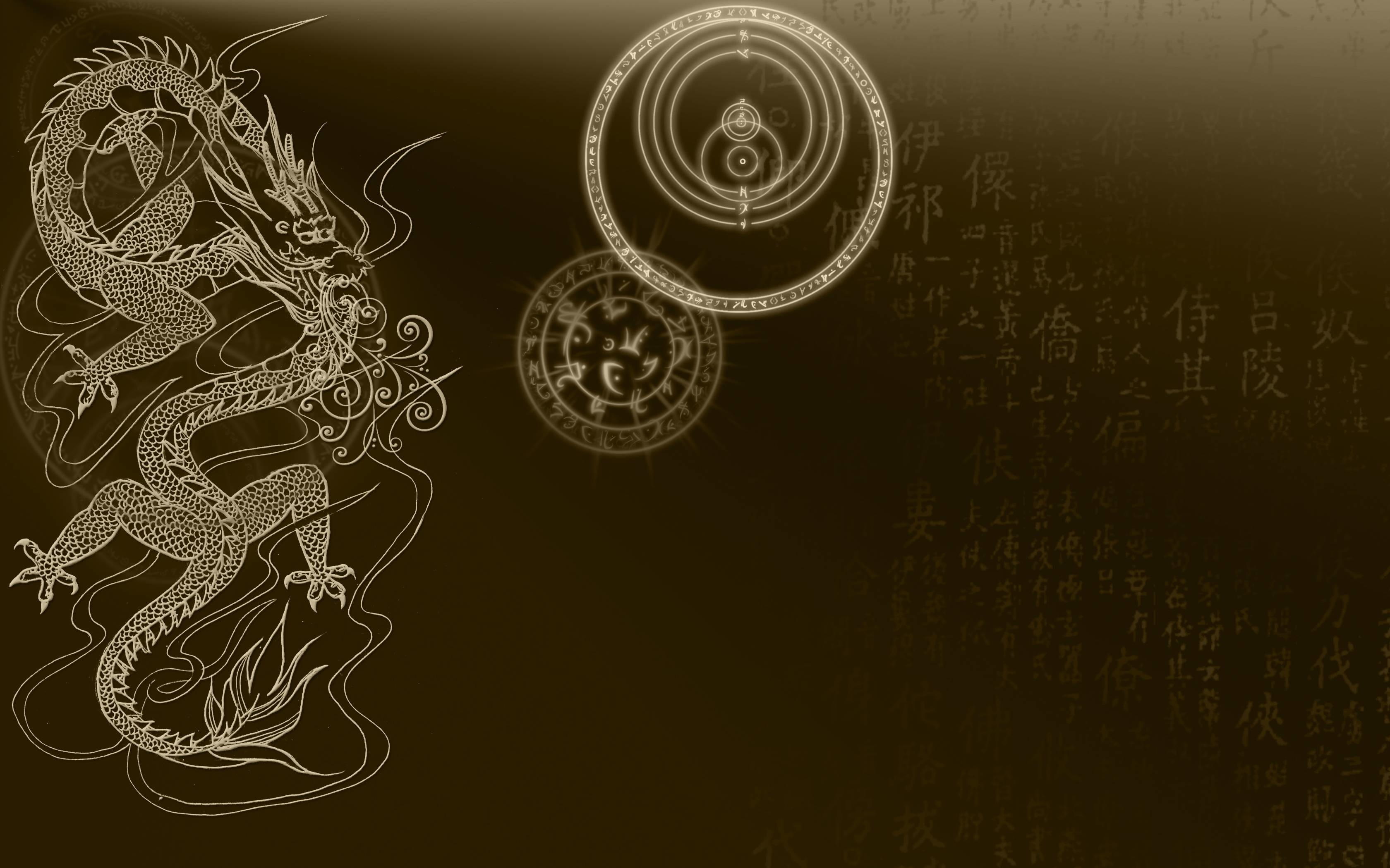 3360x2100 3035 Chinese Dragon Wallpapers