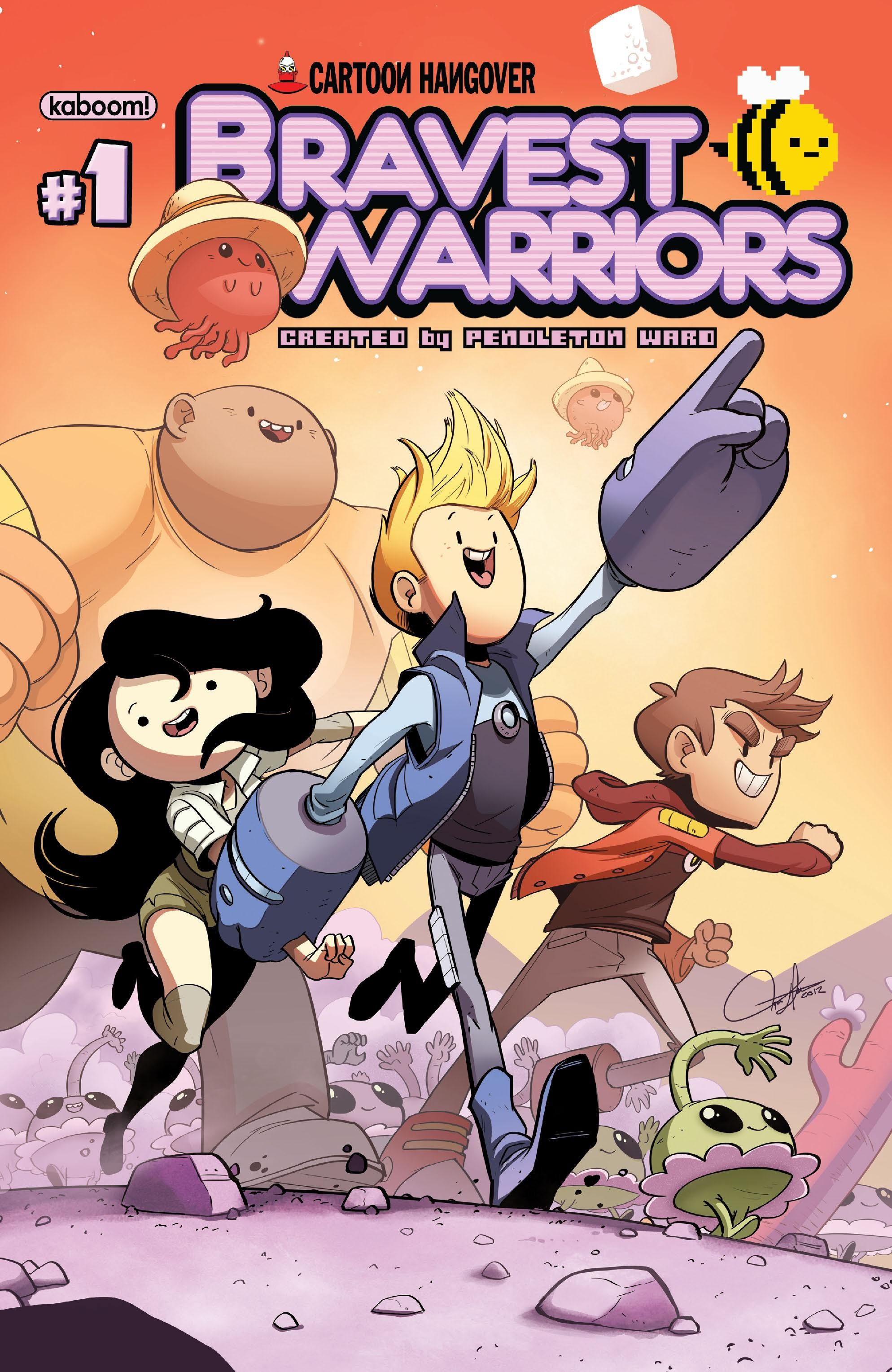 1988x3057 Bravest Warriors images Bravest Warriors Comic Cover #1 HD wallpaper and  background photos
