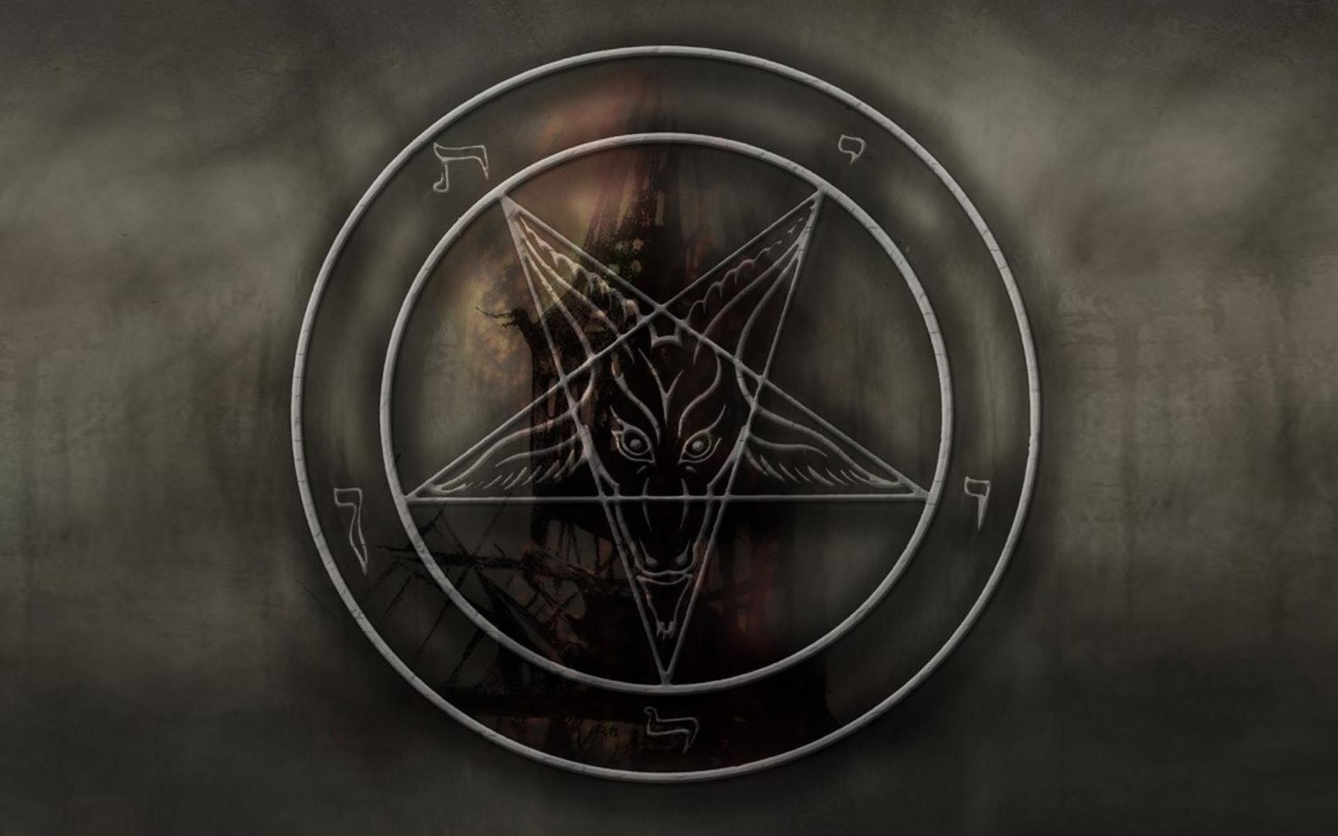 Wiccan Pentacle Wallpa...