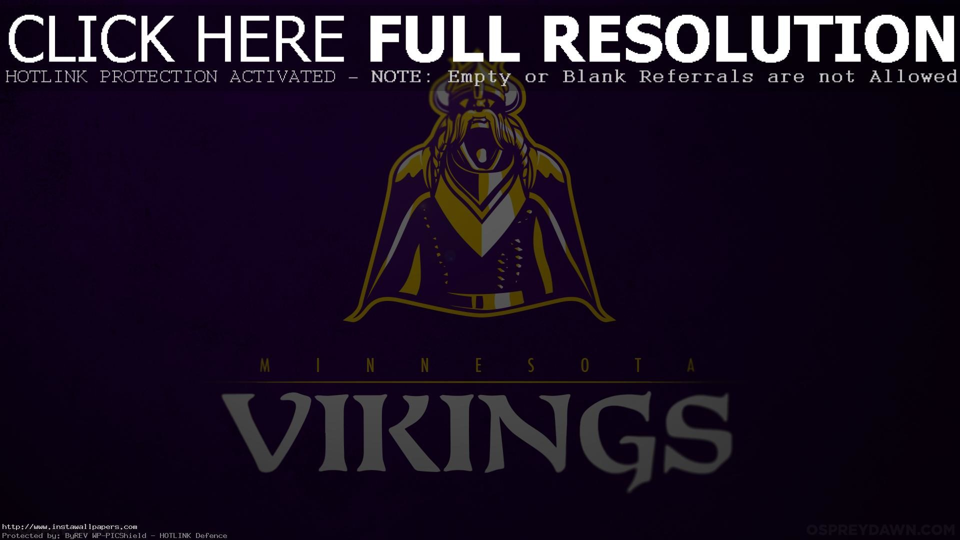 Minnesota Vikings Backgrounds 68 Images