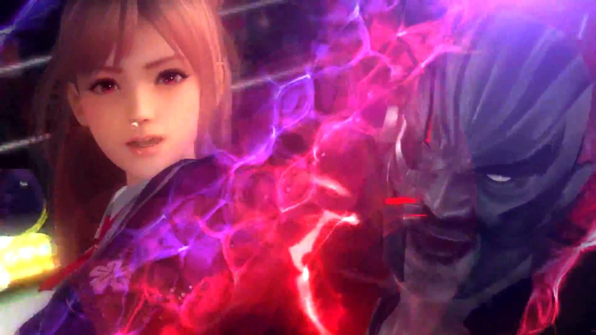1920x1080 DEAD OR ALIVE 5 Last Round - Launch Trailer (2015) | Official Game - YouTube
