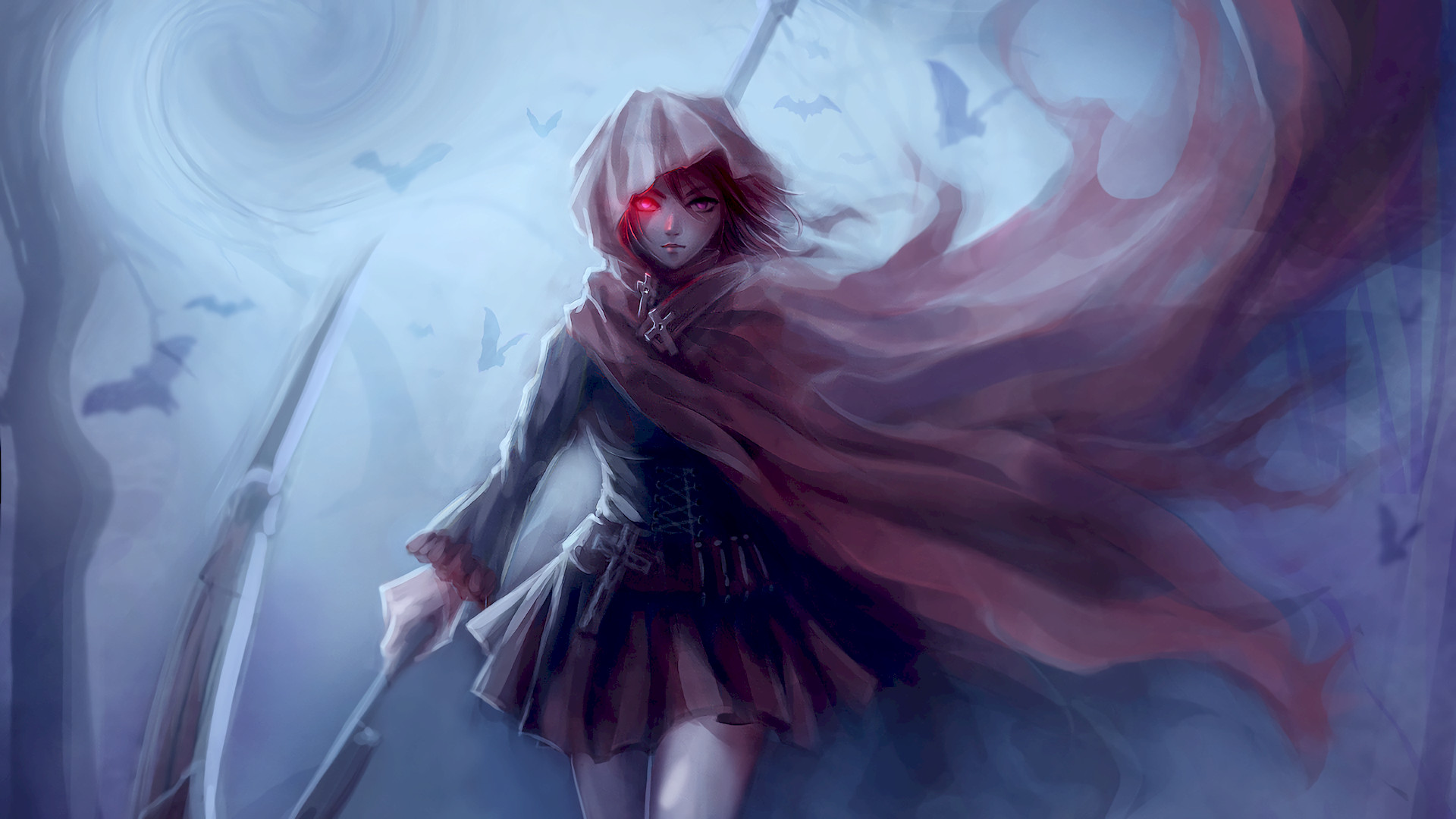 Anime Inspired Hd Fantasy Wallpapers For Your Collection: Anime Warrior Wallpaper (80+ Images