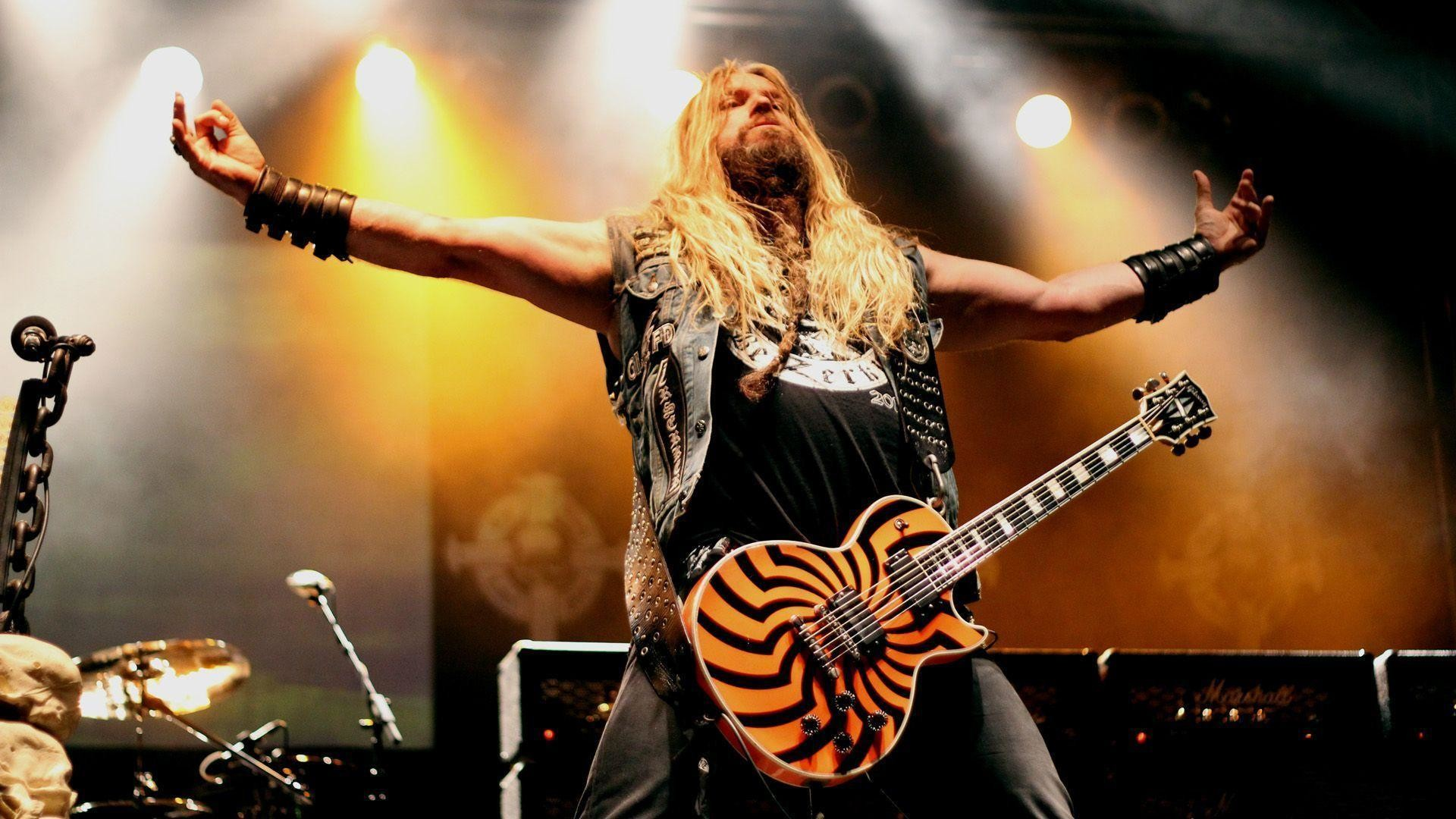 1920x1080 Black Label Society - Hangover Music Vol. VI (2004) - Taringa!