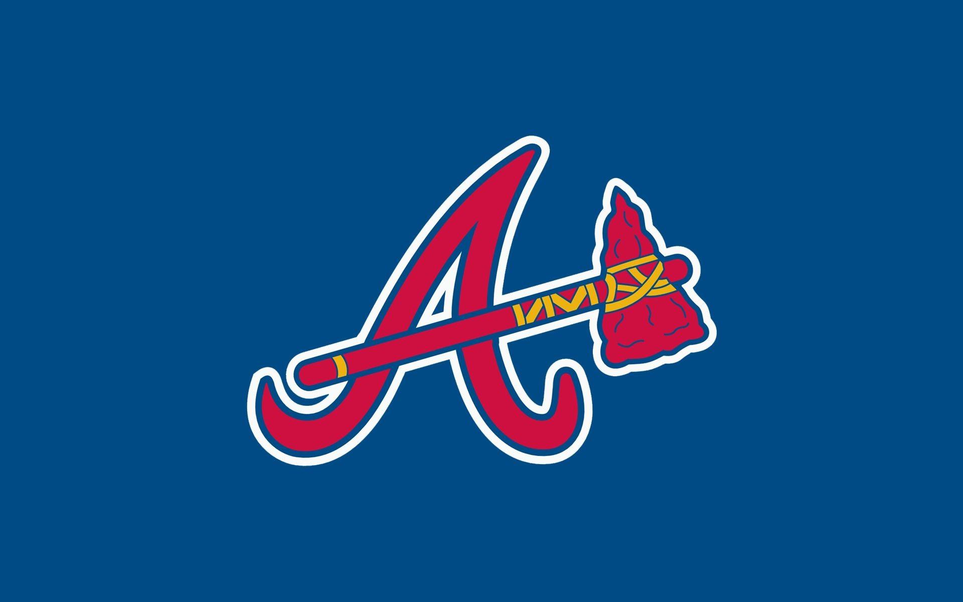 Atlanta Braves Logo Wallpaper (68+ images)