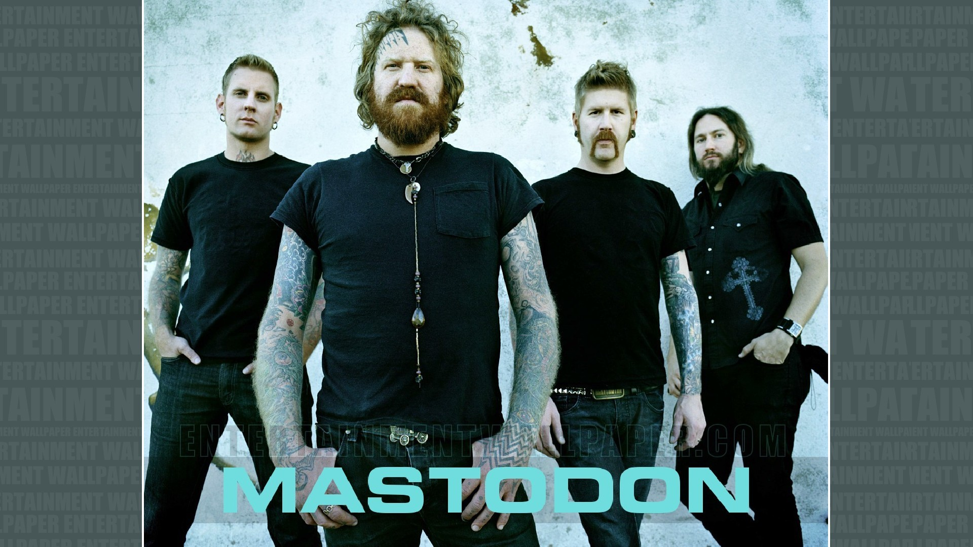 1920x1080 Mastodon Wallpaper - Original size, download now.