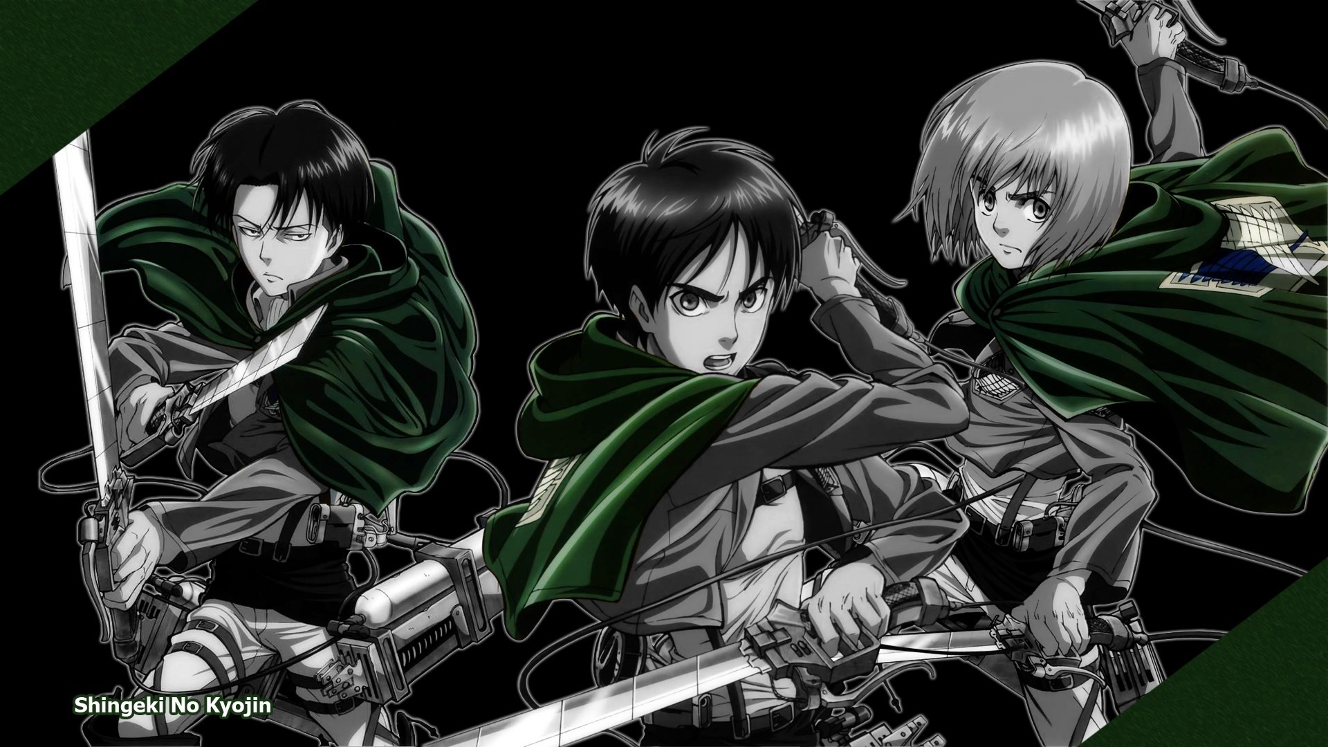 Attack On Titan Wallpapers (71+ Images