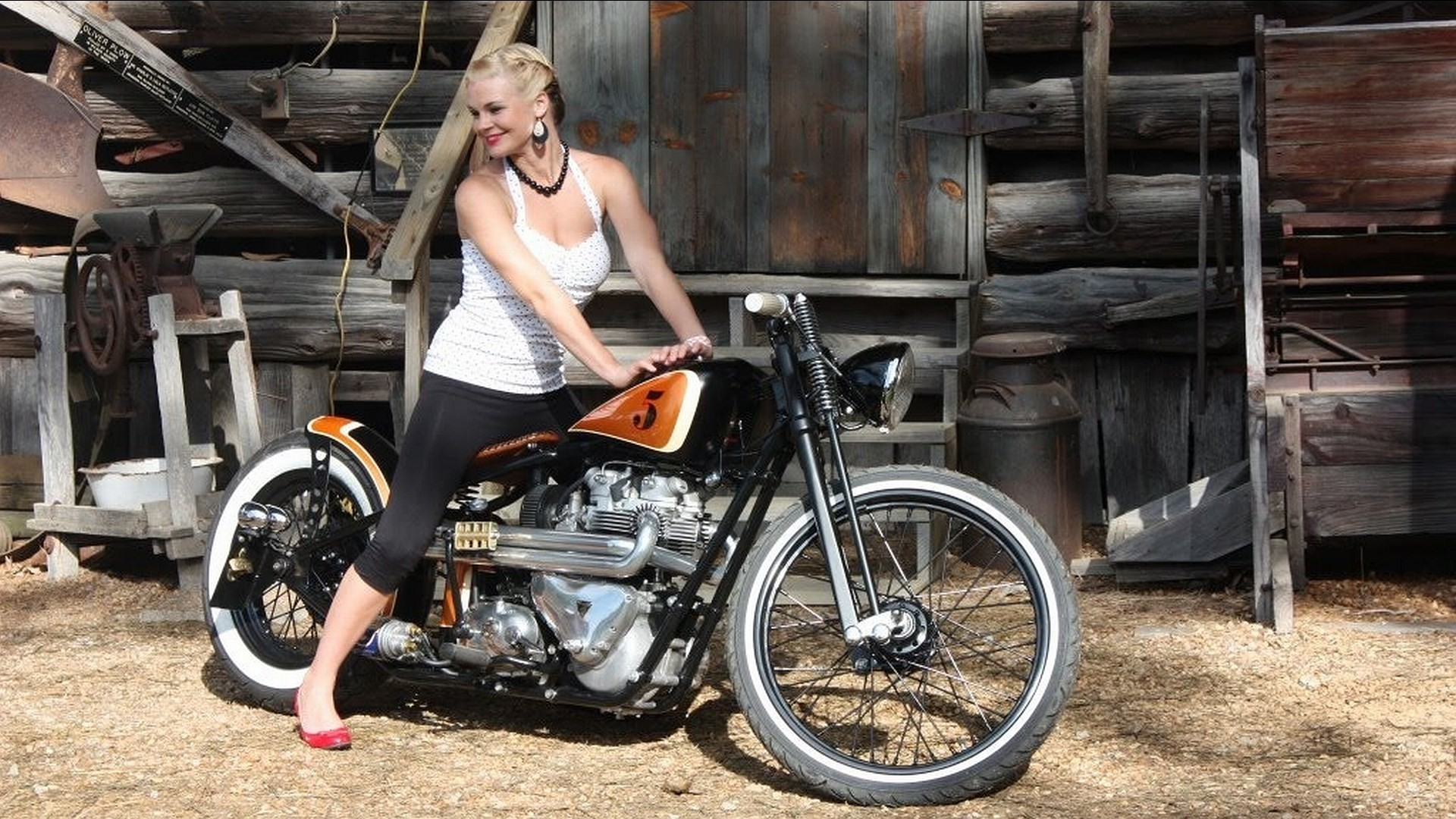 Hd wallpapers motorcycles and girls 70 images 1920x1080 rockstar energy harley davidson girls picture sciox Image collections