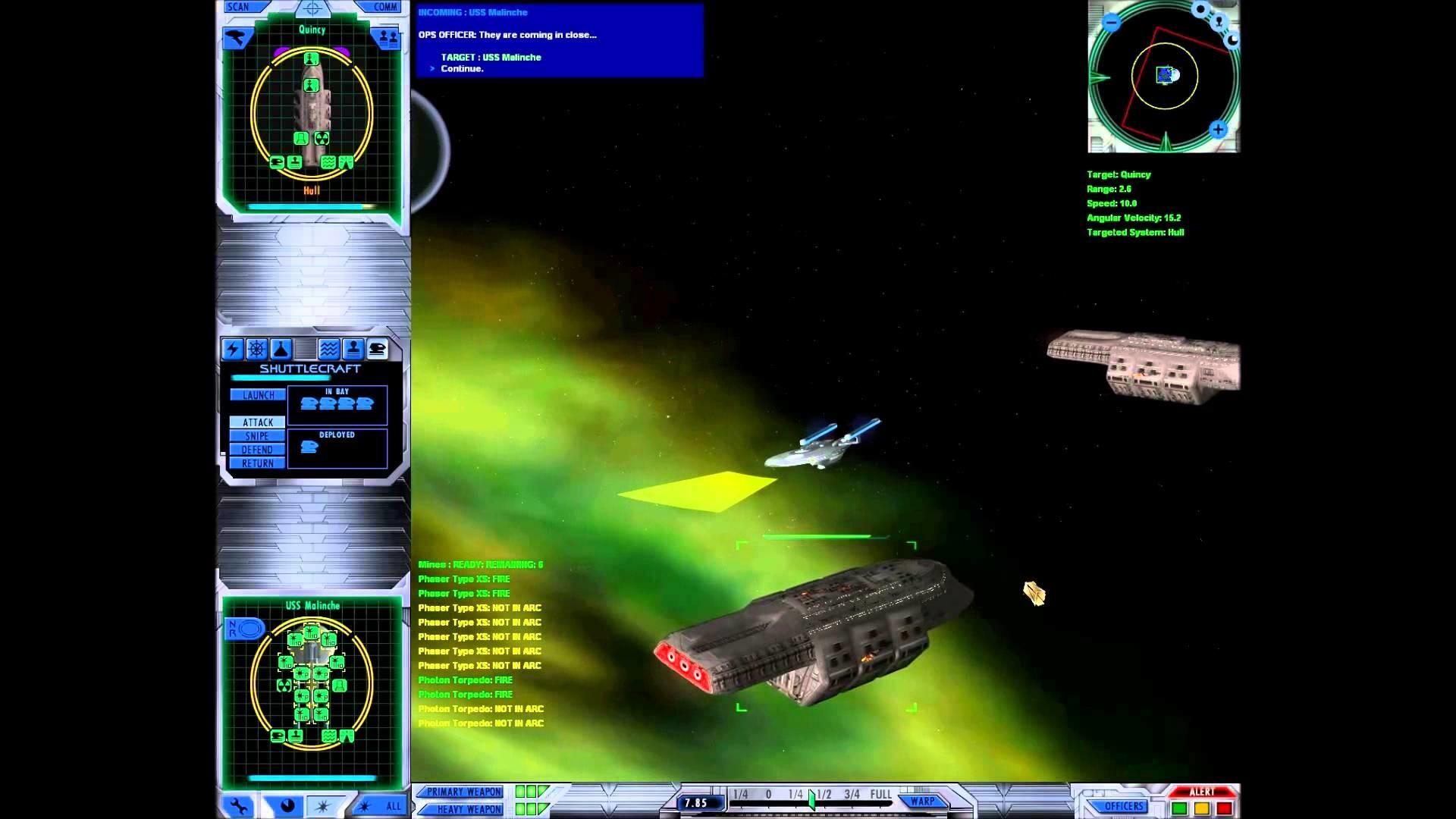 Starfleet Command Wallpaper (79+ images)