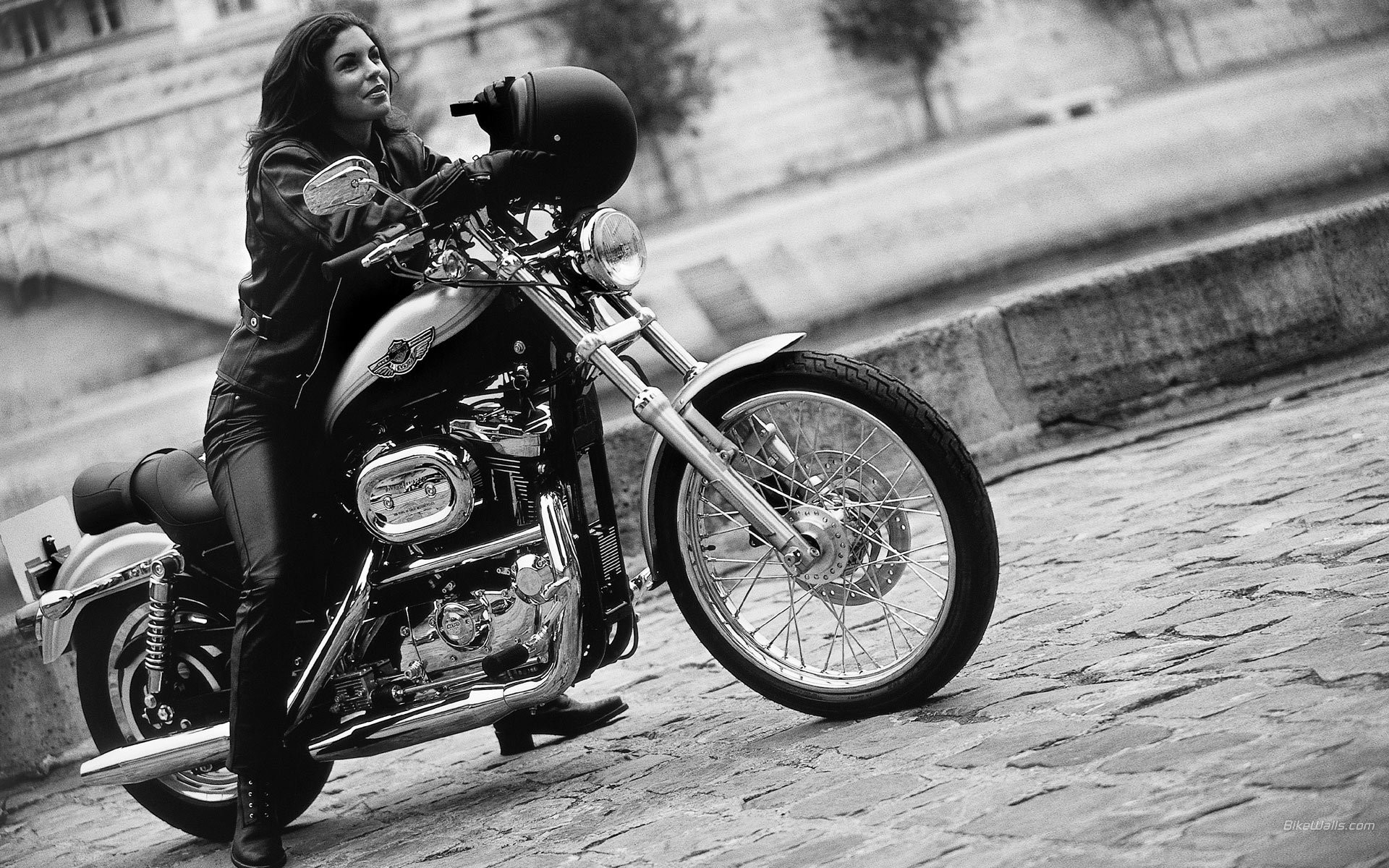 Motorcycle girl wallpaper 70 images more wallpaper collections sciox Image collections