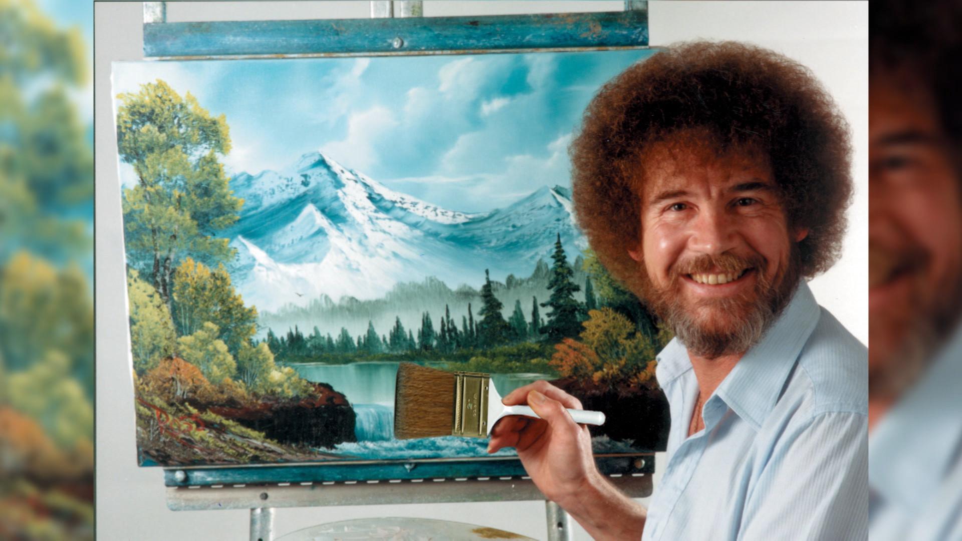 Bob Ross Wallpaper 63 Images