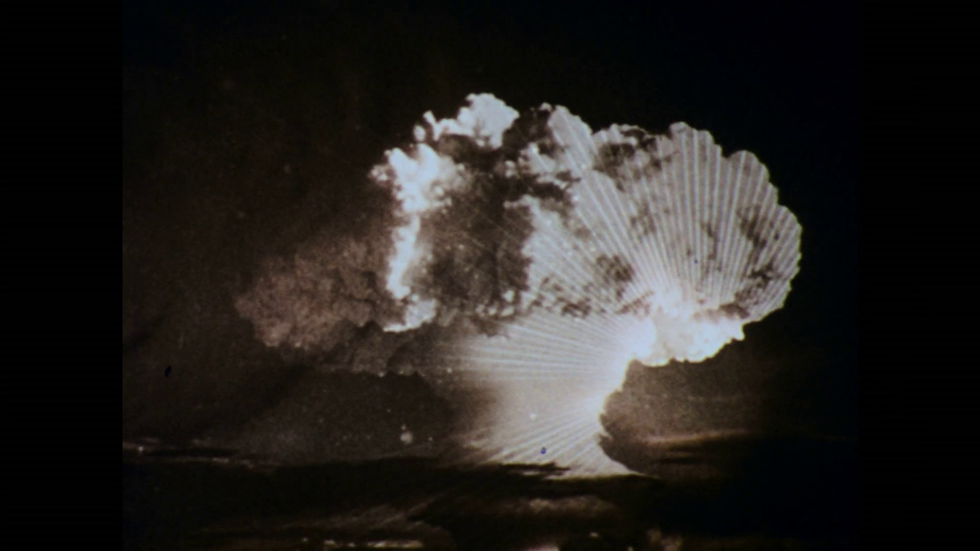1920x1080 UNITED STATES 1960s: Mushroom Cloud and Radioactive Fallout Stock Video  Footage - Storyblocks Video