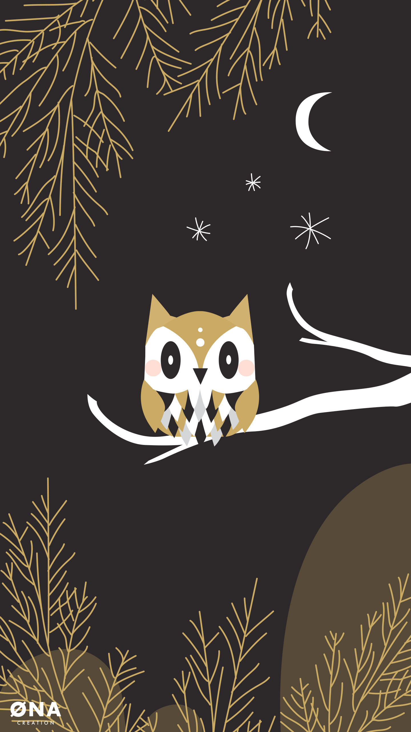 Owl Iphone Wallpaper 80 Images
