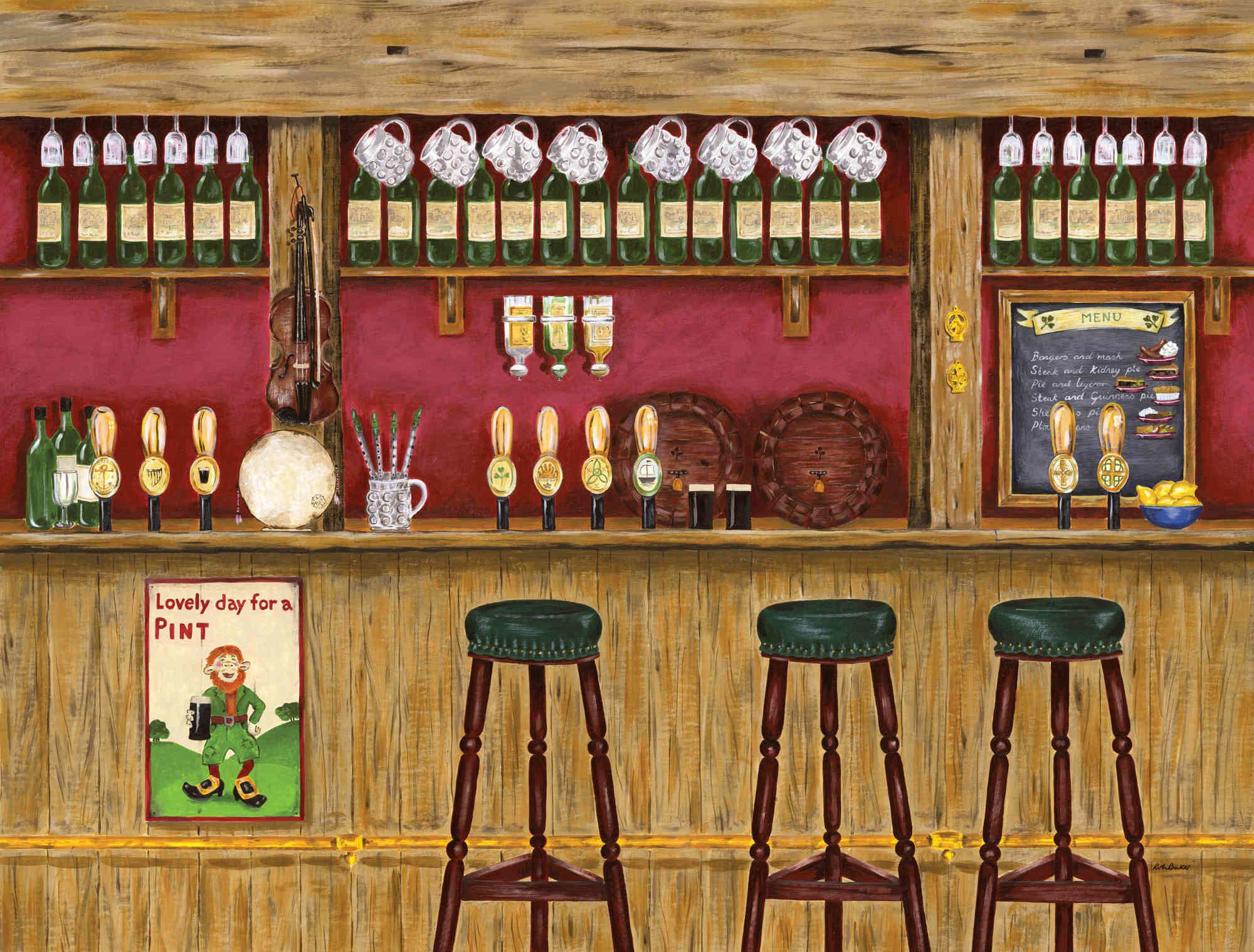 Pub Wallpaper 57 Images: Irish Pub Wallpaper (68+ Images