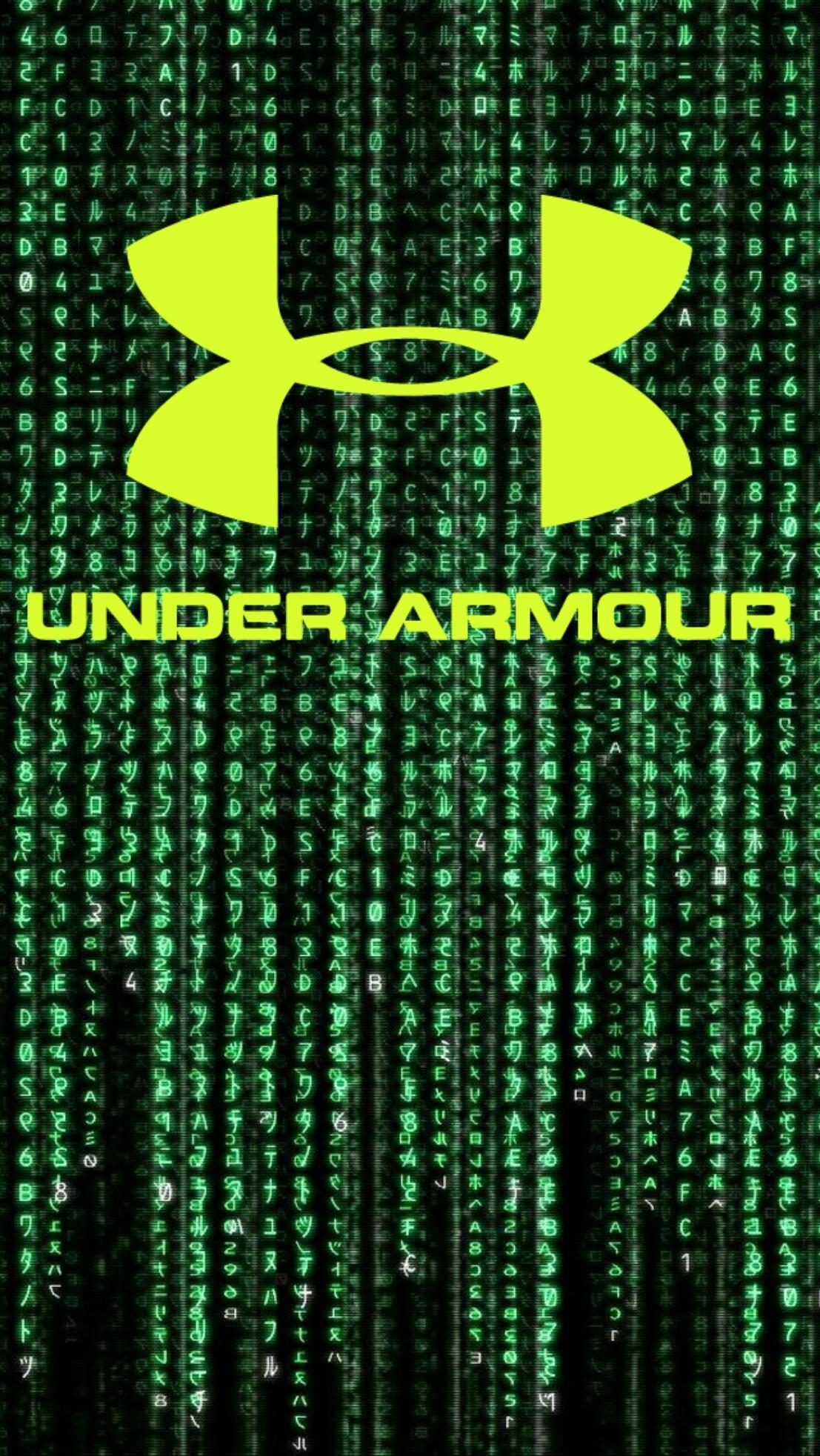 Under Armour Wallpaper...